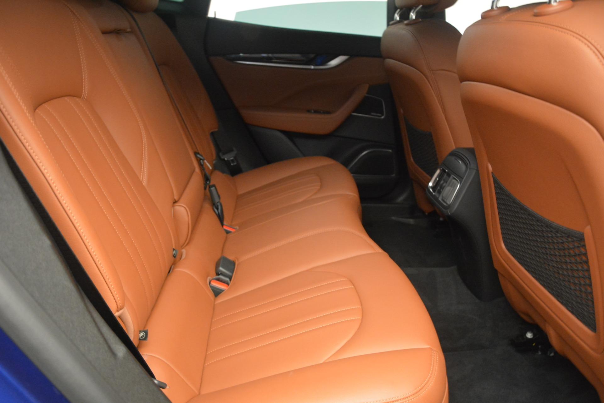 Used 2018 Maserati Levante Q4 For Sale In Greenwich, CT. Alfa Romeo of Greenwich, W501 1586_p32