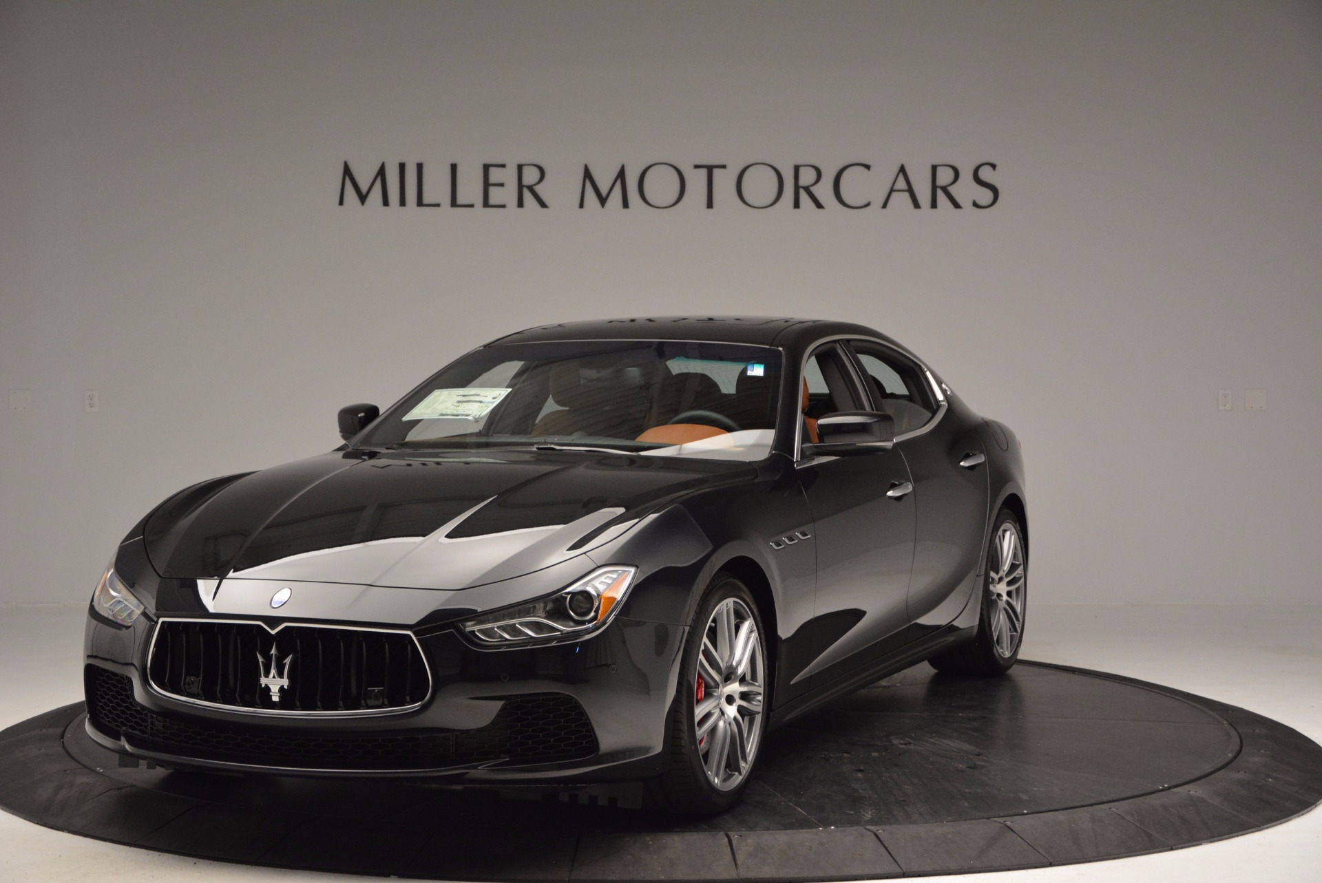 Used 2014 Maserati Ghibli S Q4 For Sale In Greenwich, CT. Alfa Romeo of Greenwich, 7281 1587_main