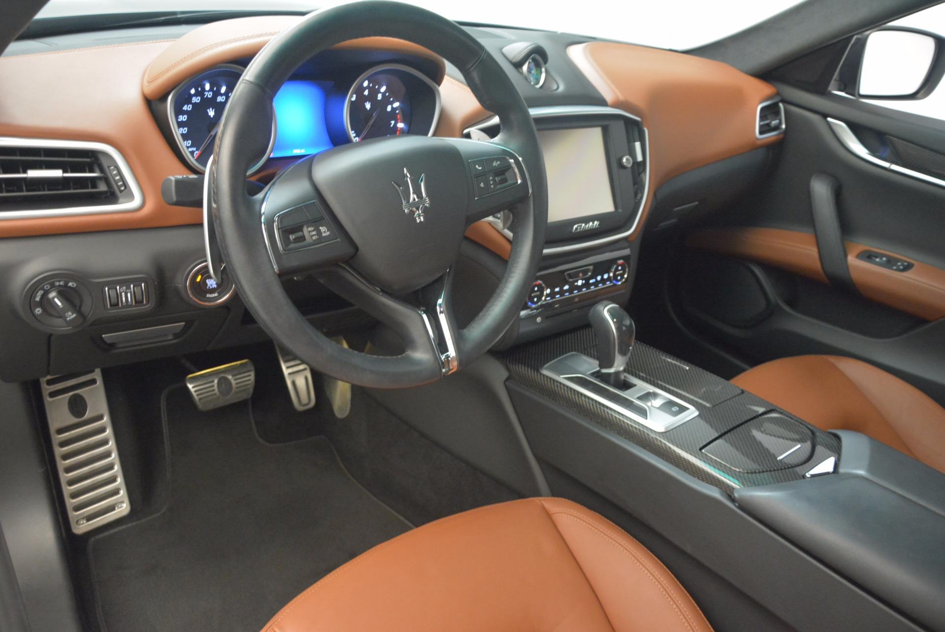 Used 2014 Maserati Ghibli S Q4 For Sale In Greenwich, CT. Alfa Romeo of Greenwich, 7281 1587_p14