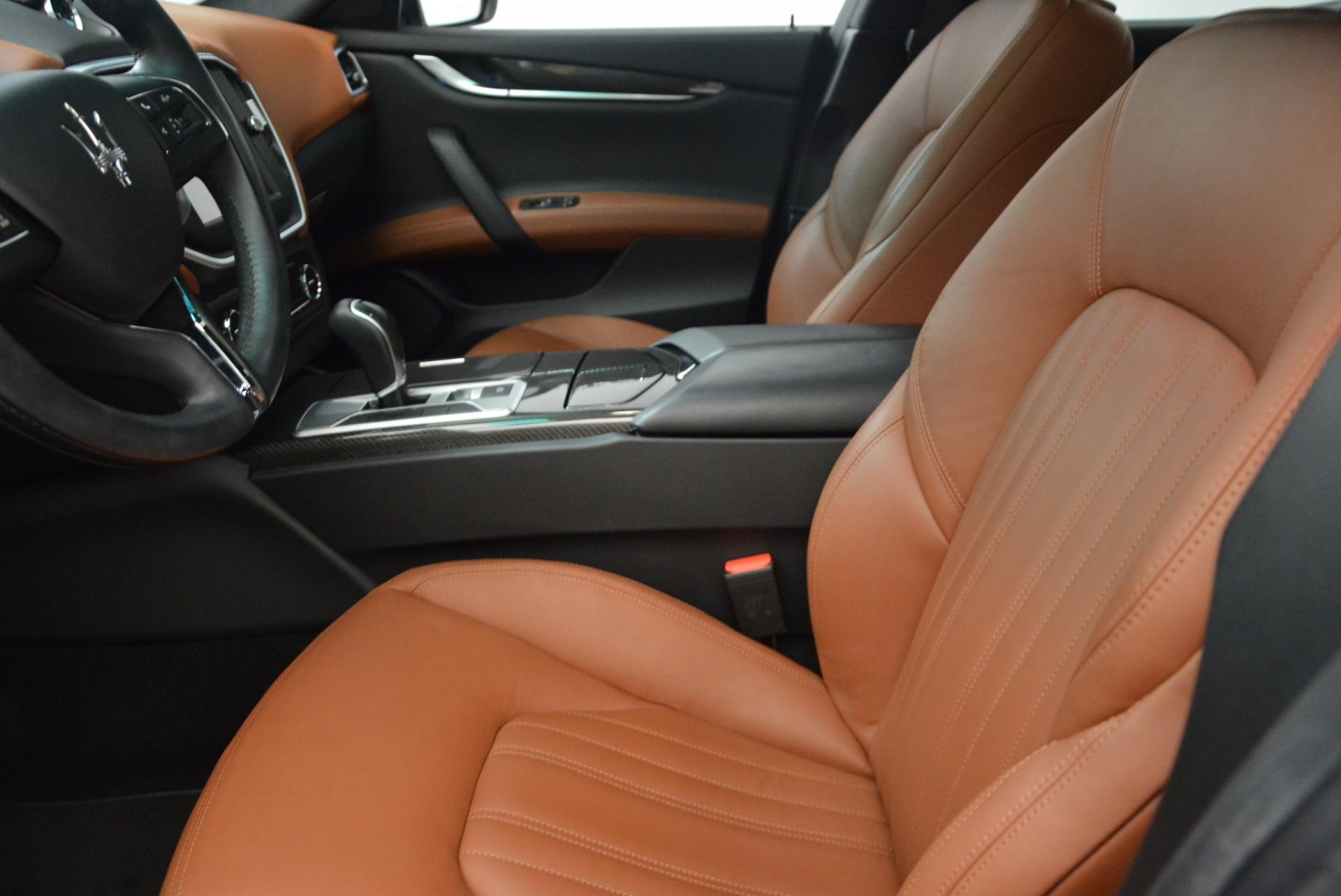 Used 2014 Maserati Ghibli S Q4 For Sale In Greenwich, CT. Alfa Romeo of Greenwich, 7281 1587_p15