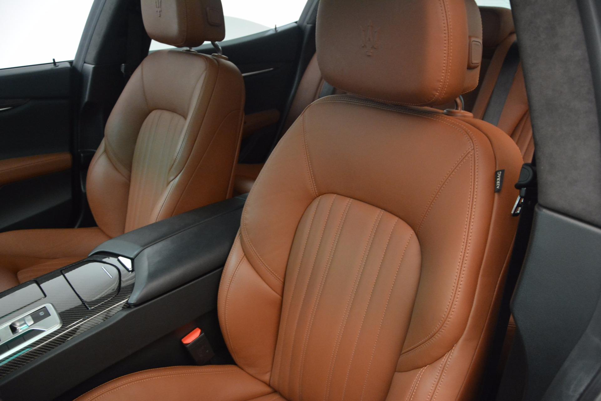 Used 2014 Maserati Ghibli S Q4 For Sale In Greenwich, CT. Alfa Romeo of Greenwich, 7281 1587_p16