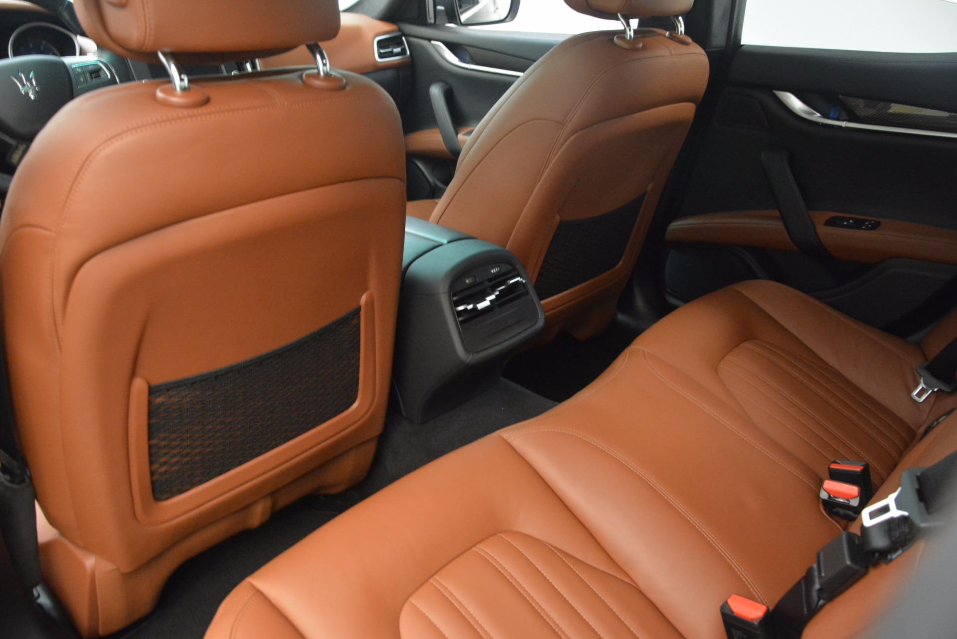 Used 2014 Maserati Ghibli S Q4 For Sale In Greenwich, CT. Alfa Romeo of Greenwich, 7281 1587_p17