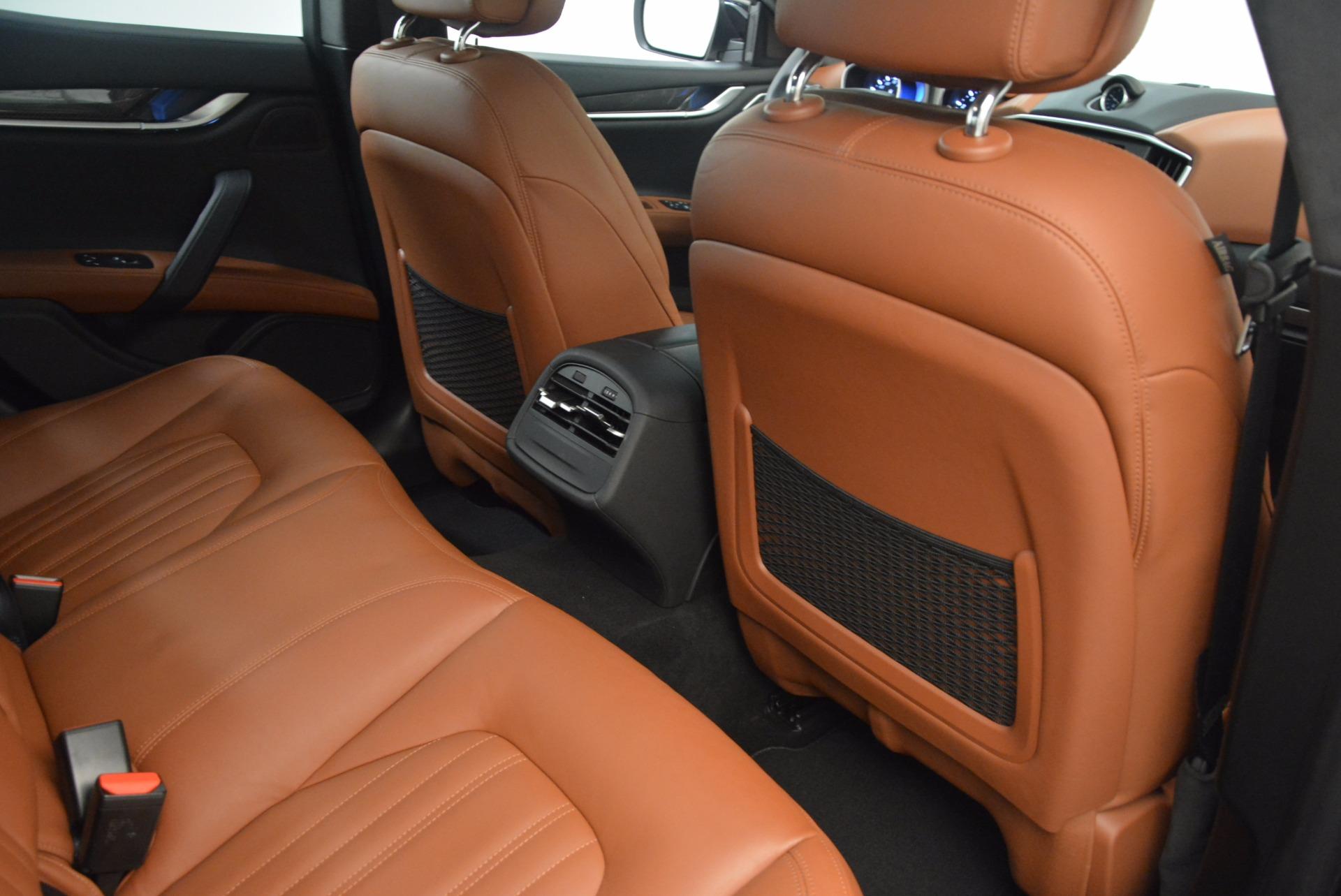 Used 2014 Maserati Ghibli S Q4 For Sale In Greenwich, CT. Alfa Romeo of Greenwich, 7281 1587_p20