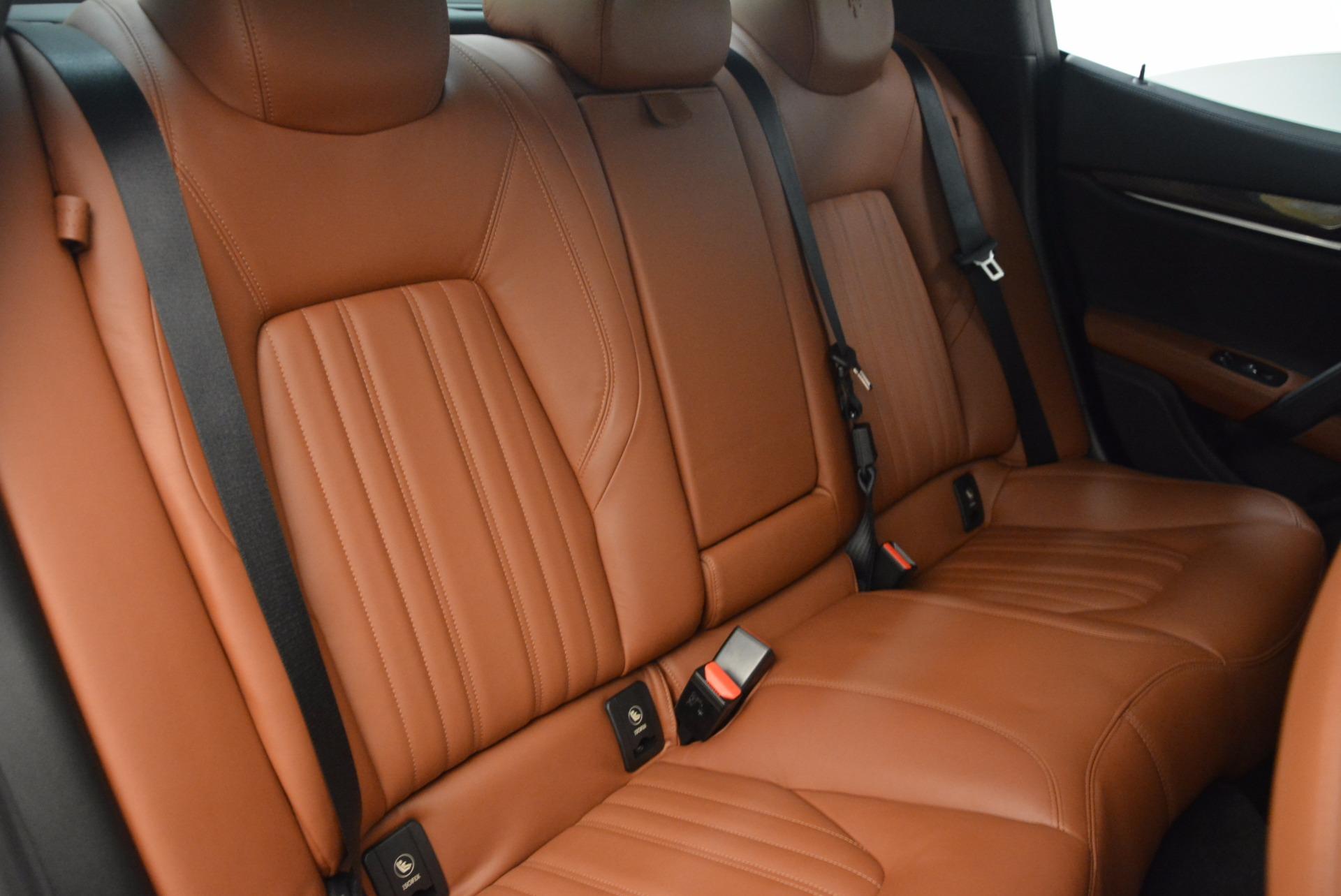 Used 2014 Maserati Ghibli S Q4 For Sale In Greenwich, CT. Alfa Romeo of Greenwich, 7281 1587_p22