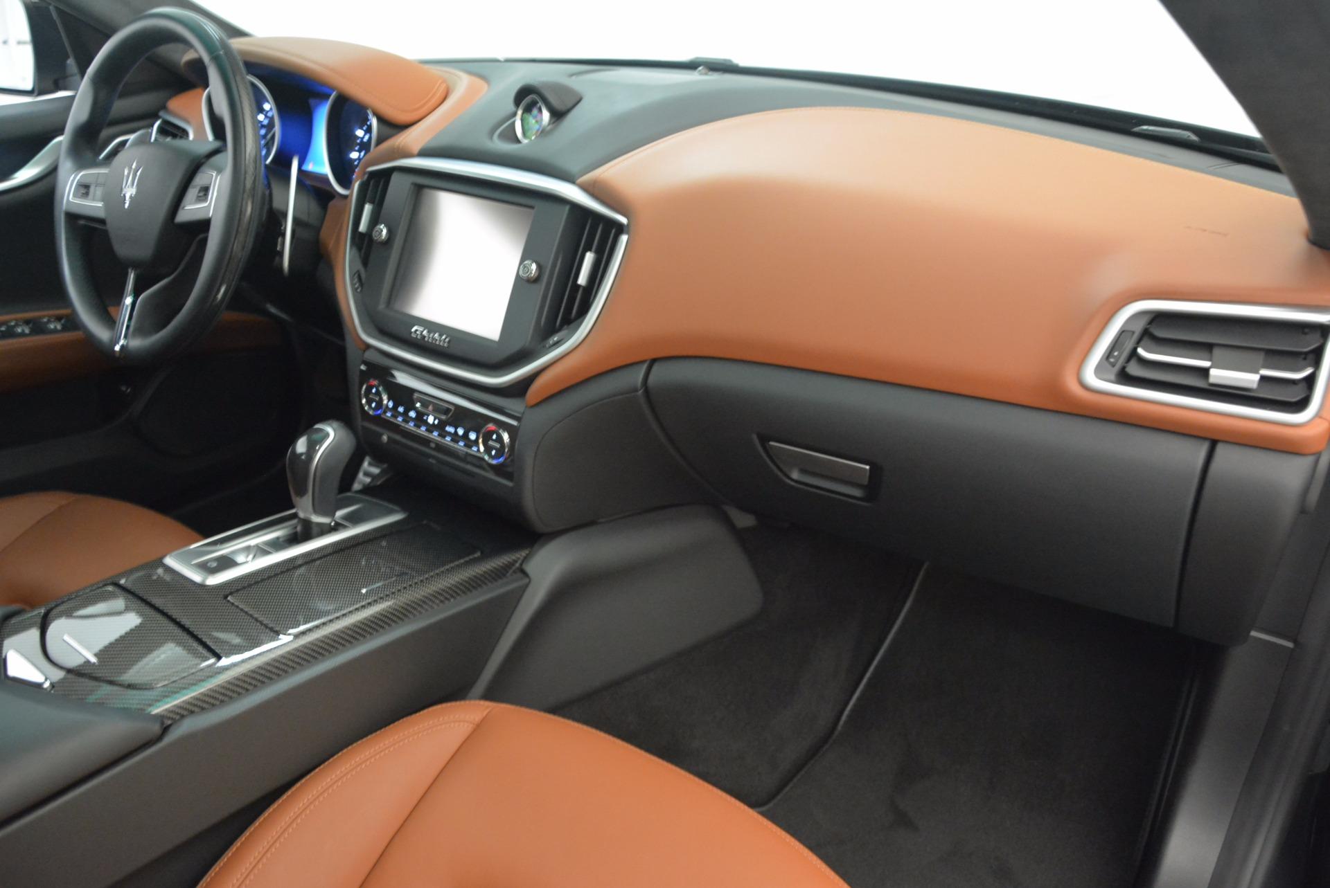 Used 2014 Maserati Ghibli S Q4 For Sale In Greenwich, CT. Alfa Romeo of Greenwich, 7281 1587_p23