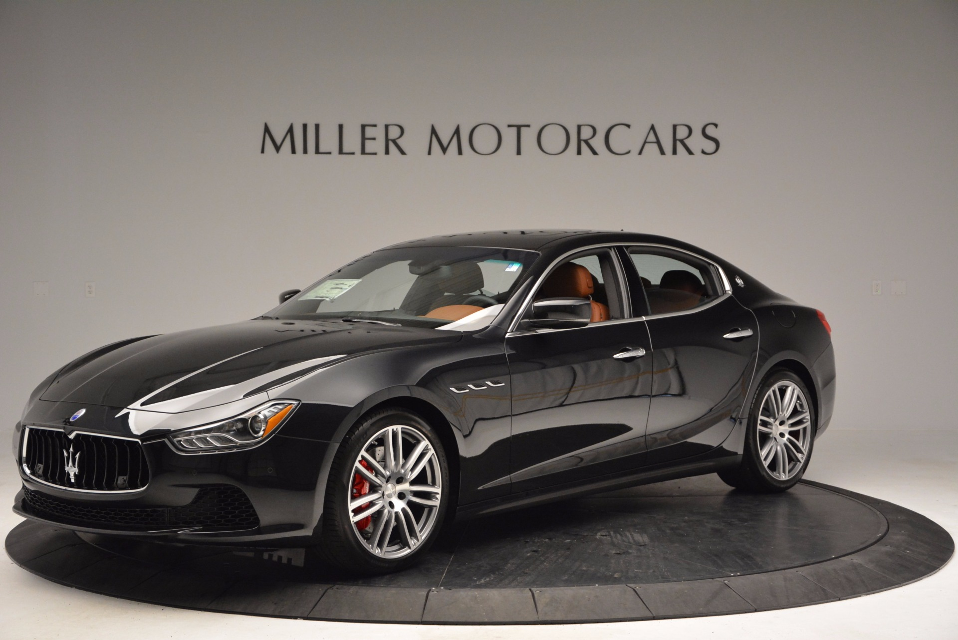Used 2014 Maserati Ghibli S Q4 For Sale In Greenwich, CT. Alfa Romeo of Greenwich, 7281 1587_p2