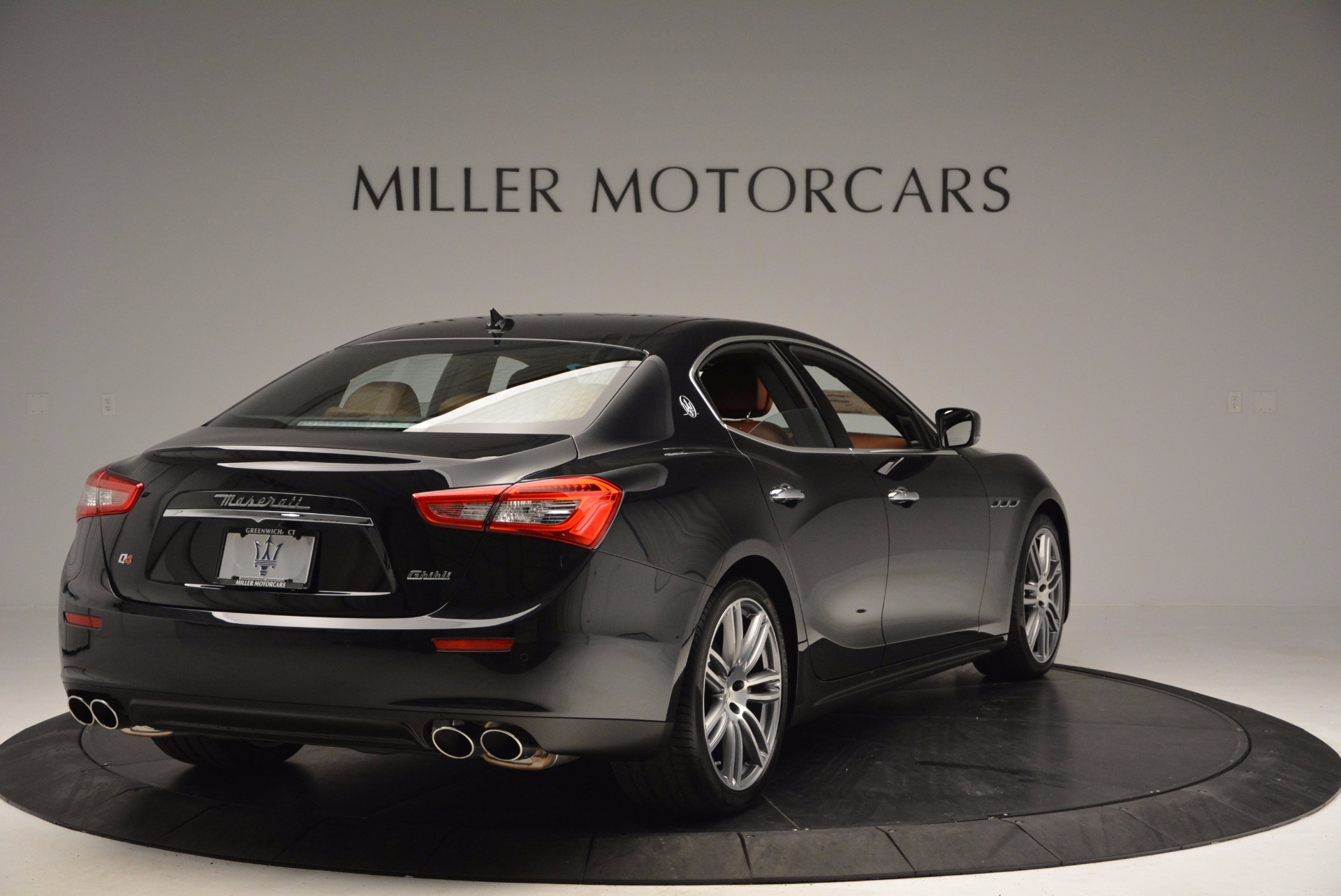 Used 2014 Maserati Ghibli S Q4 For Sale In Greenwich, CT. Alfa Romeo of Greenwich, 7281 1587_p7