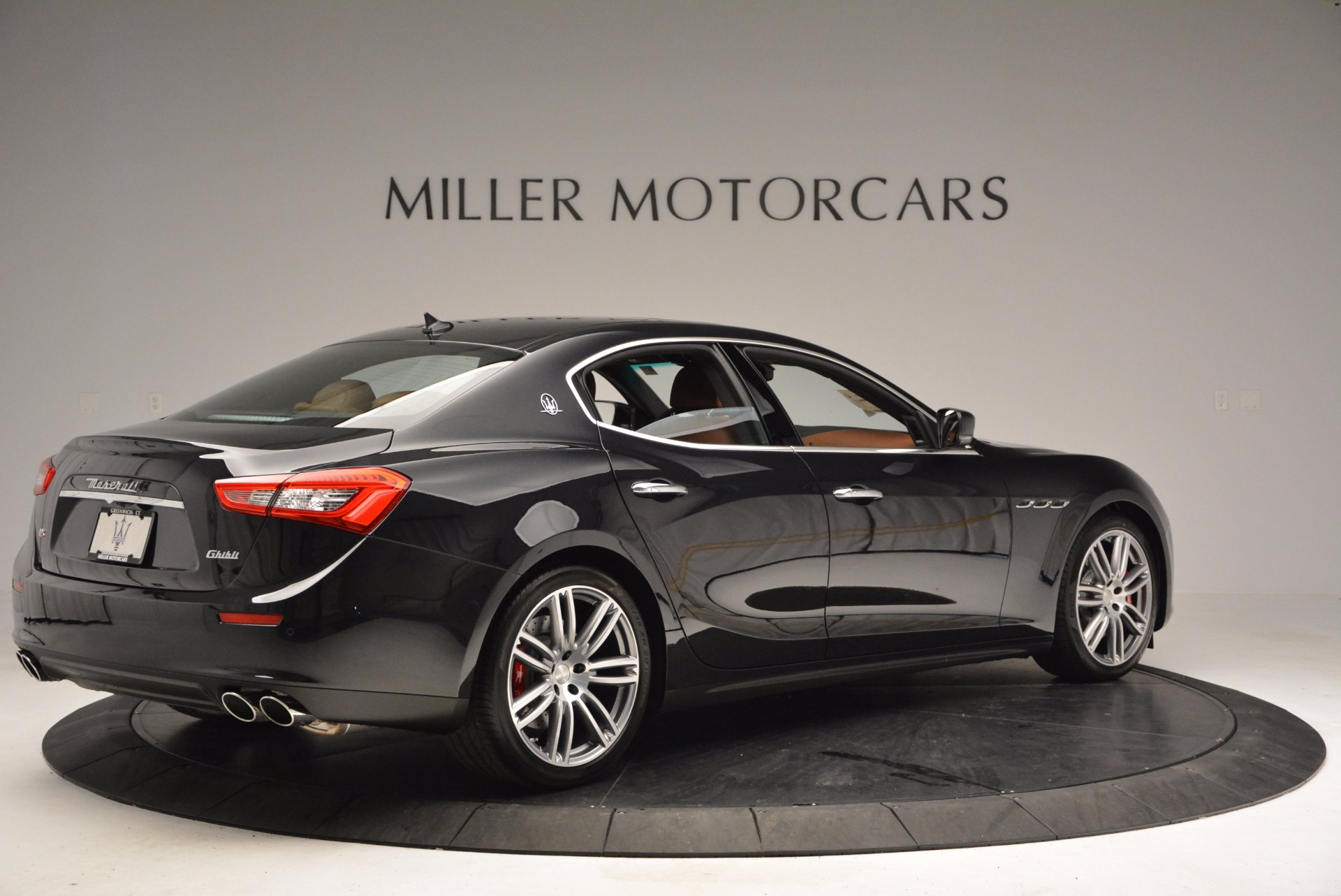 Used 2014 Maserati Ghibli S Q4 For Sale In Greenwich, CT. Alfa Romeo of Greenwich, 7281 1587_p8