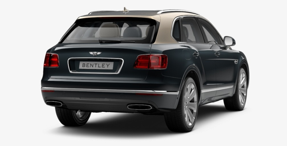 New 2018 Bentley Bentayga Mulliner For Sale In Greenwich, CT. Alfa Romeo of Greenwich, 373701 1588_p3