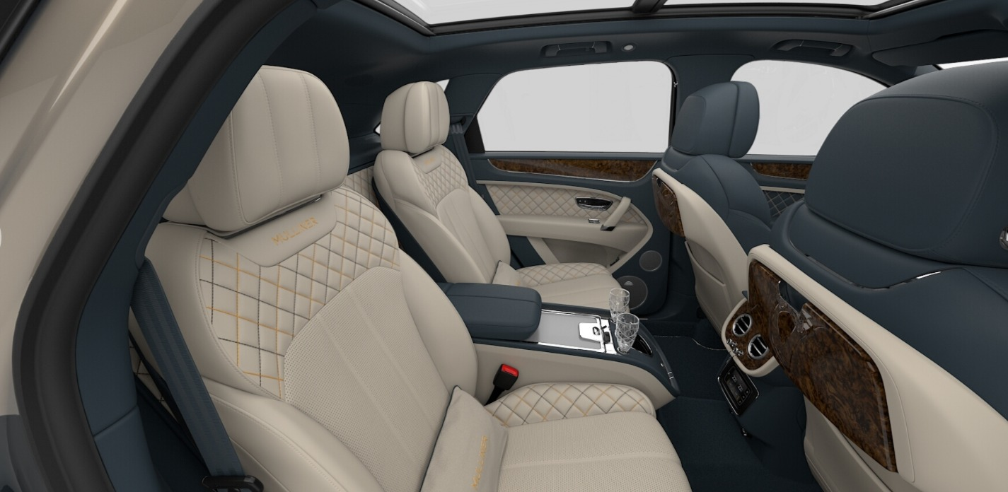 New 2018 Bentley Bentayga Mulliner For Sale In Greenwich, CT. Alfa Romeo of Greenwich, 373701 1588_p8