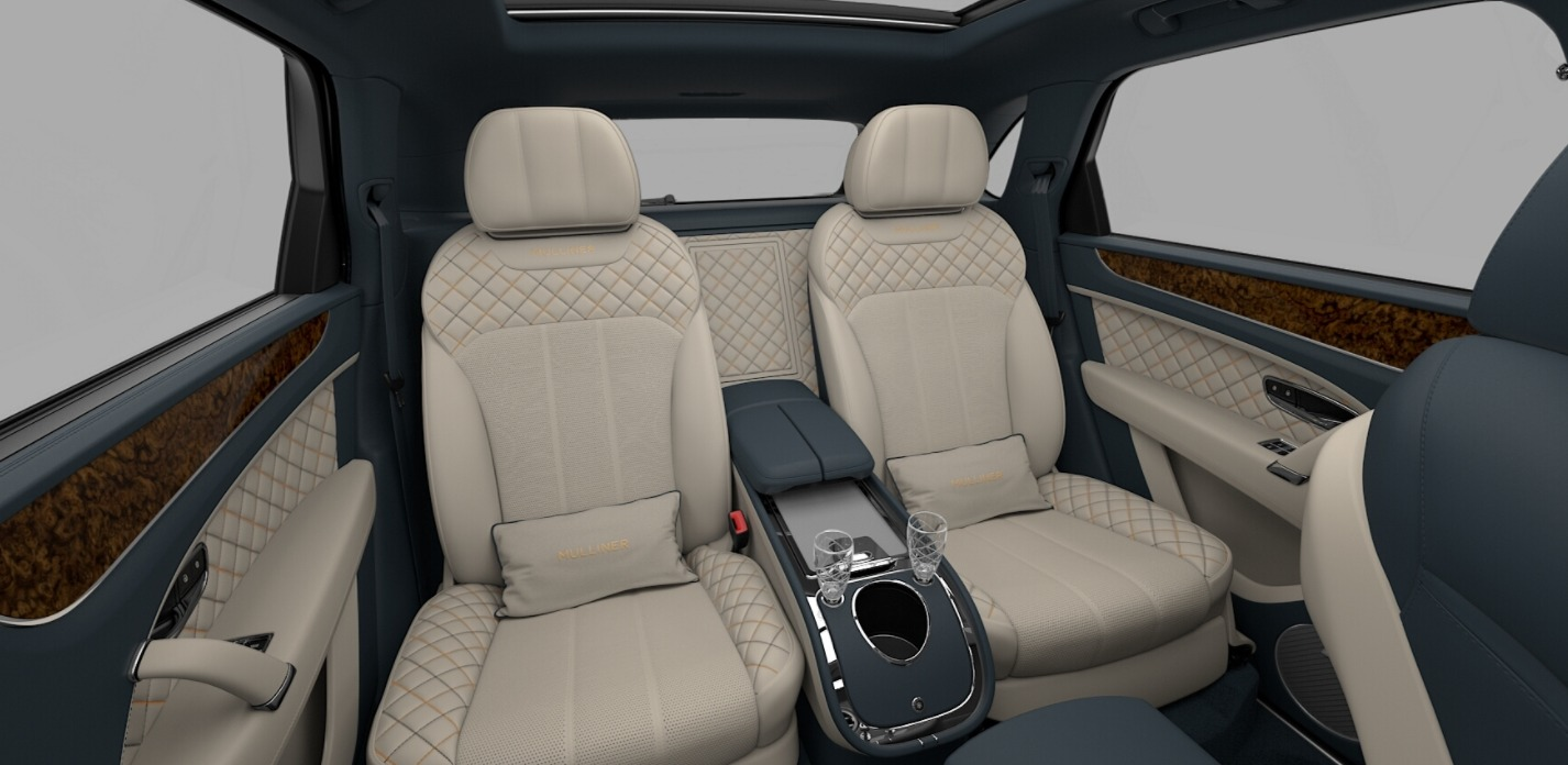 New 2018 Bentley Bentayga Mulliner For Sale In Greenwich, CT. Alfa Romeo of Greenwich, 373701 1588_p9
