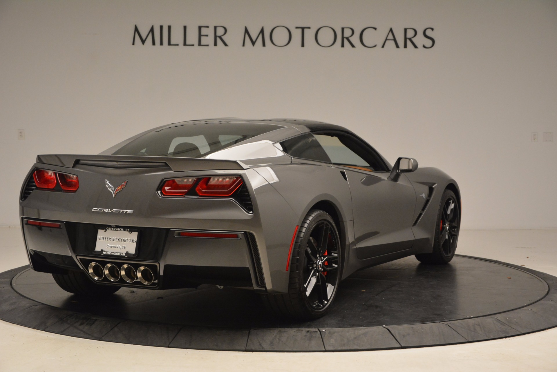 Used 2015 Chevrolet Corvette Stingray Z51 For Sale In Greenwich, CT. Alfa Romeo of Greenwich, F1815A 1589_p19