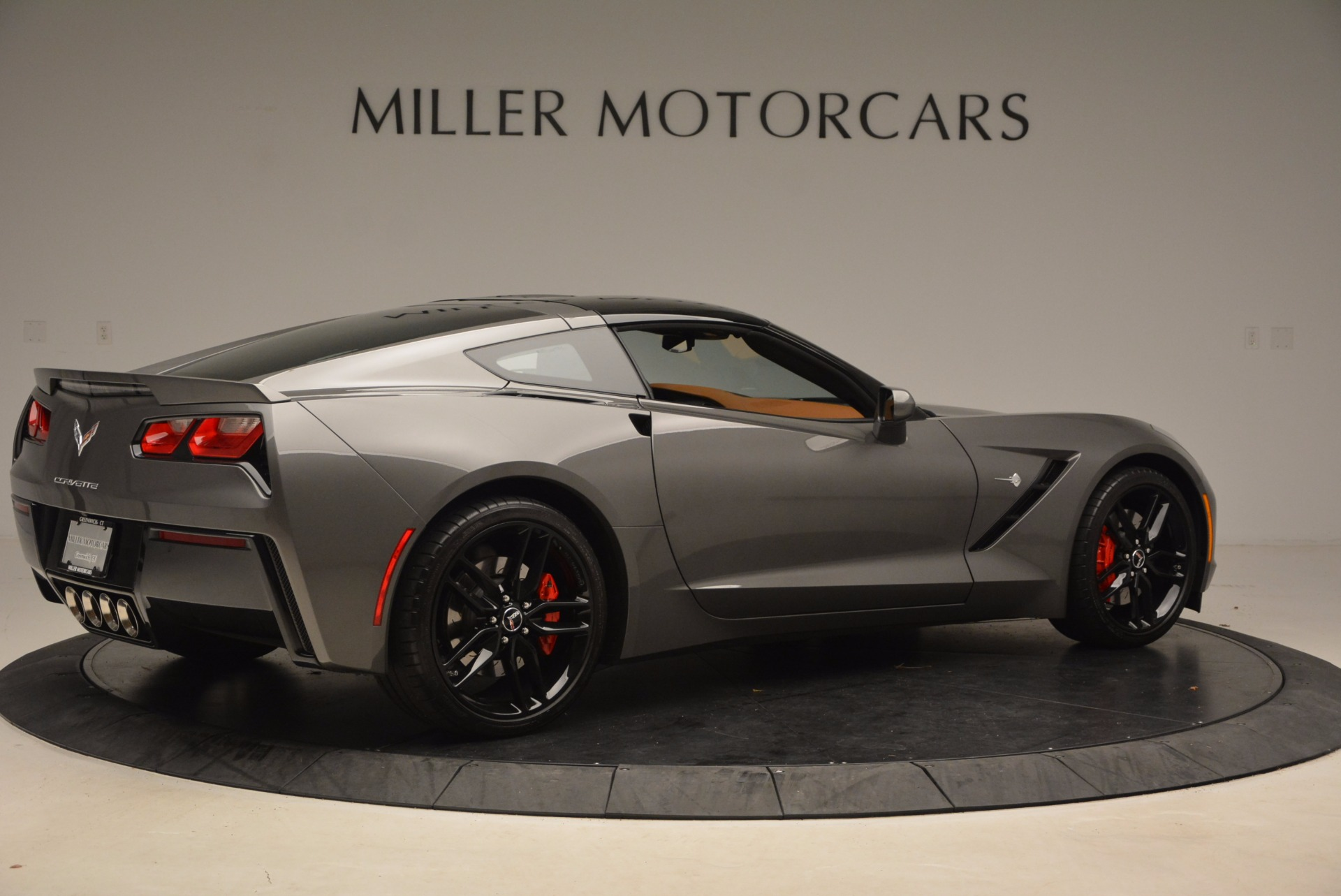 Used 2015 Chevrolet Corvette Stingray Z51 For Sale In Greenwich, CT. Alfa Romeo of Greenwich, F1815A 1589_p20