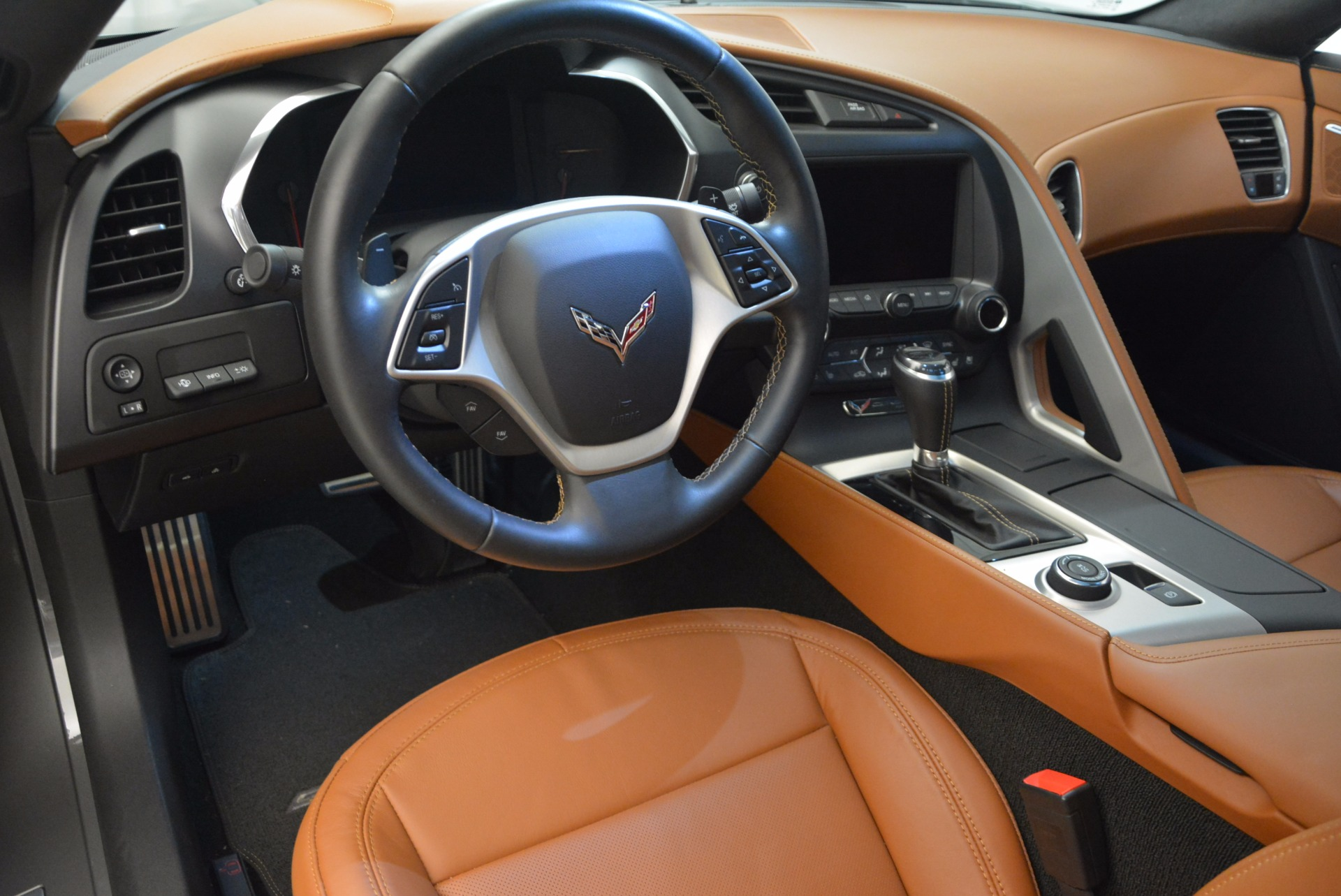 Used 2015 Chevrolet Corvette Stingray Z51 For Sale In Greenwich, CT. Alfa Romeo of Greenwich, F1815A 1589_p29