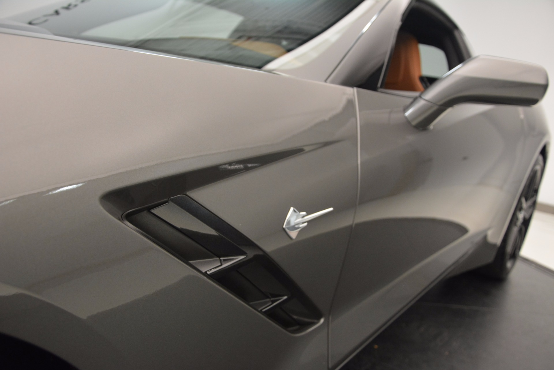 Used 2015 Chevrolet Corvette Stingray Z51 For Sale In Greenwich, CT. Alfa Romeo of Greenwich, F1815A 1589_p33