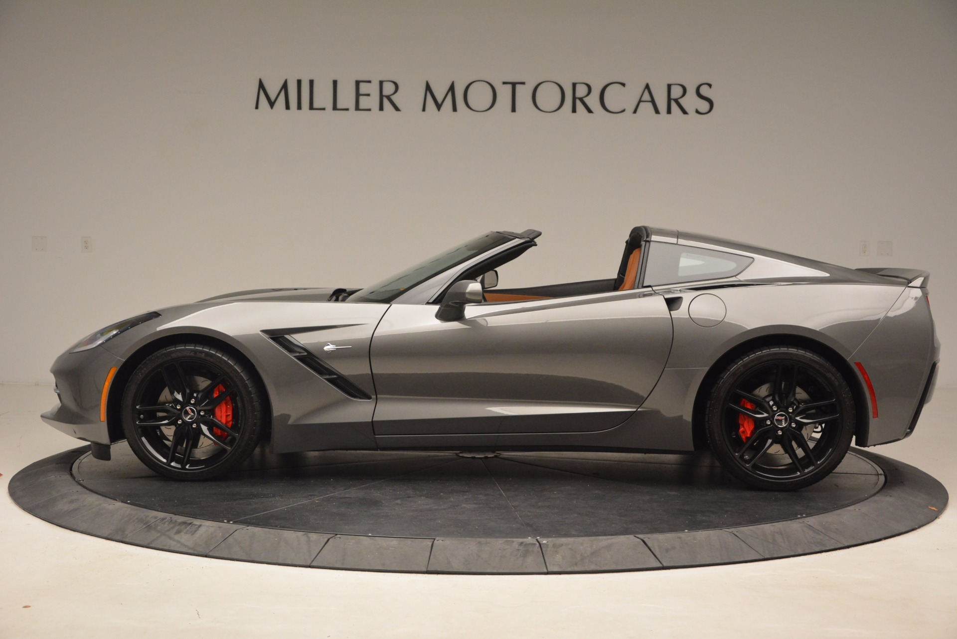 Used 2015 Chevrolet Corvette Stingray Z51 For Sale In Greenwich, CT. Alfa Romeo of Greenwich, F1815A 1589_p3