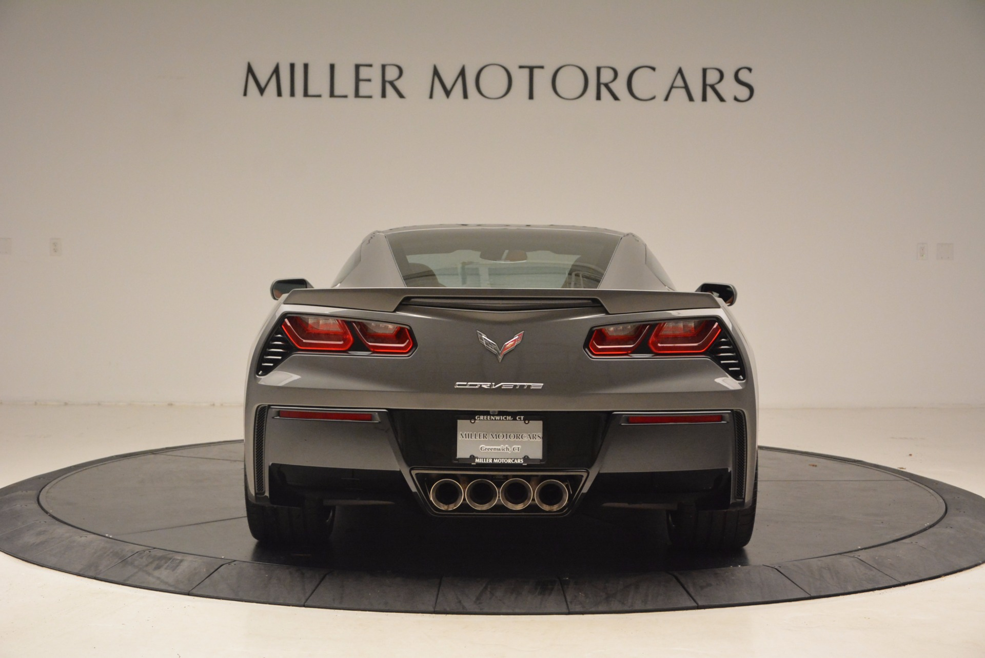 Used 2015 Chevrolet Corvette Stingray Z51 For Sale In Greenwich, CT. Alfa Romeo of Greenwich, F1815A 1589_p6