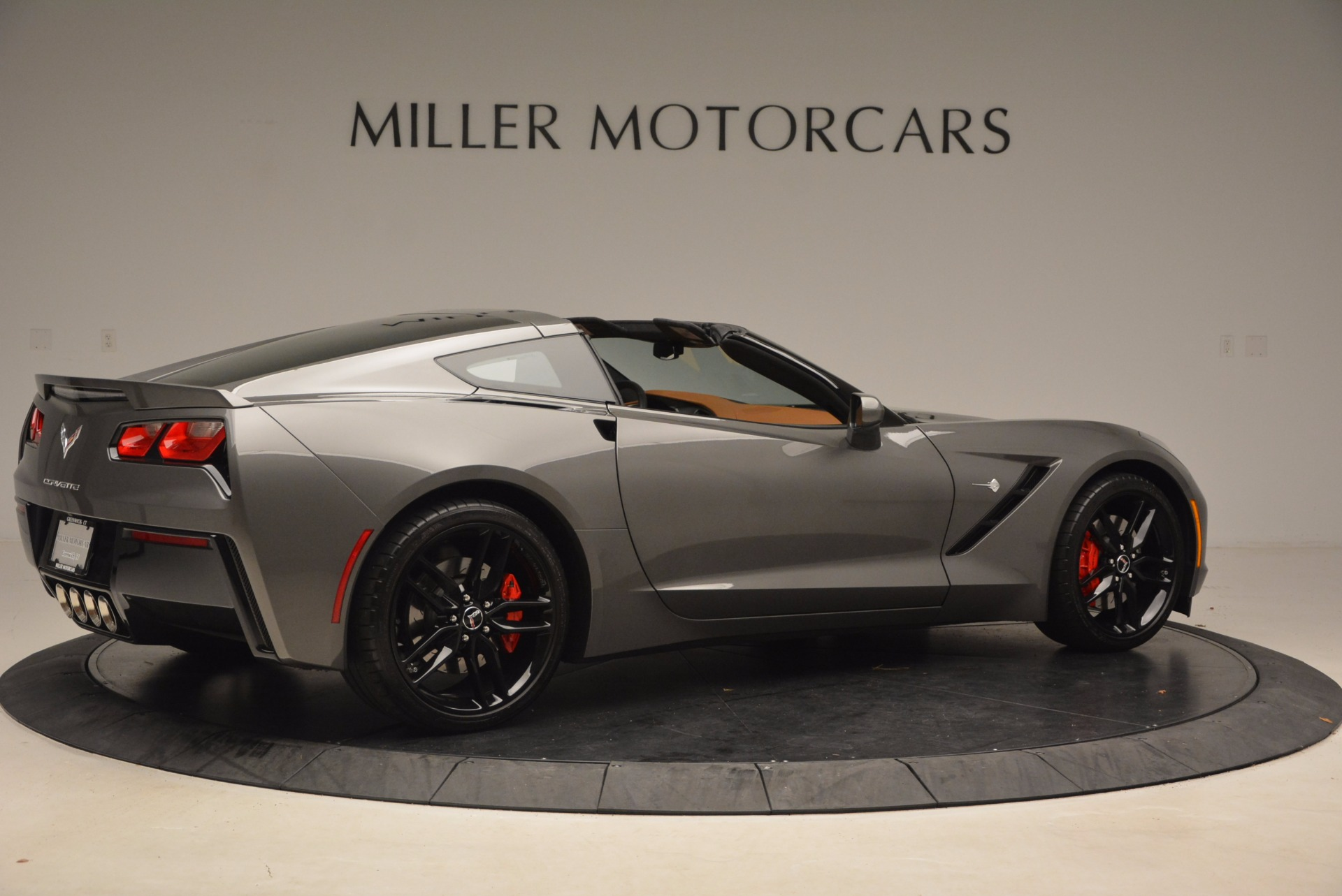 Used 2015 Chevrolet Corvette Stingray Z51 For Sale In Greenwich, CT. Alfa Romeo of Greenwich, F1815A 1589_p8
