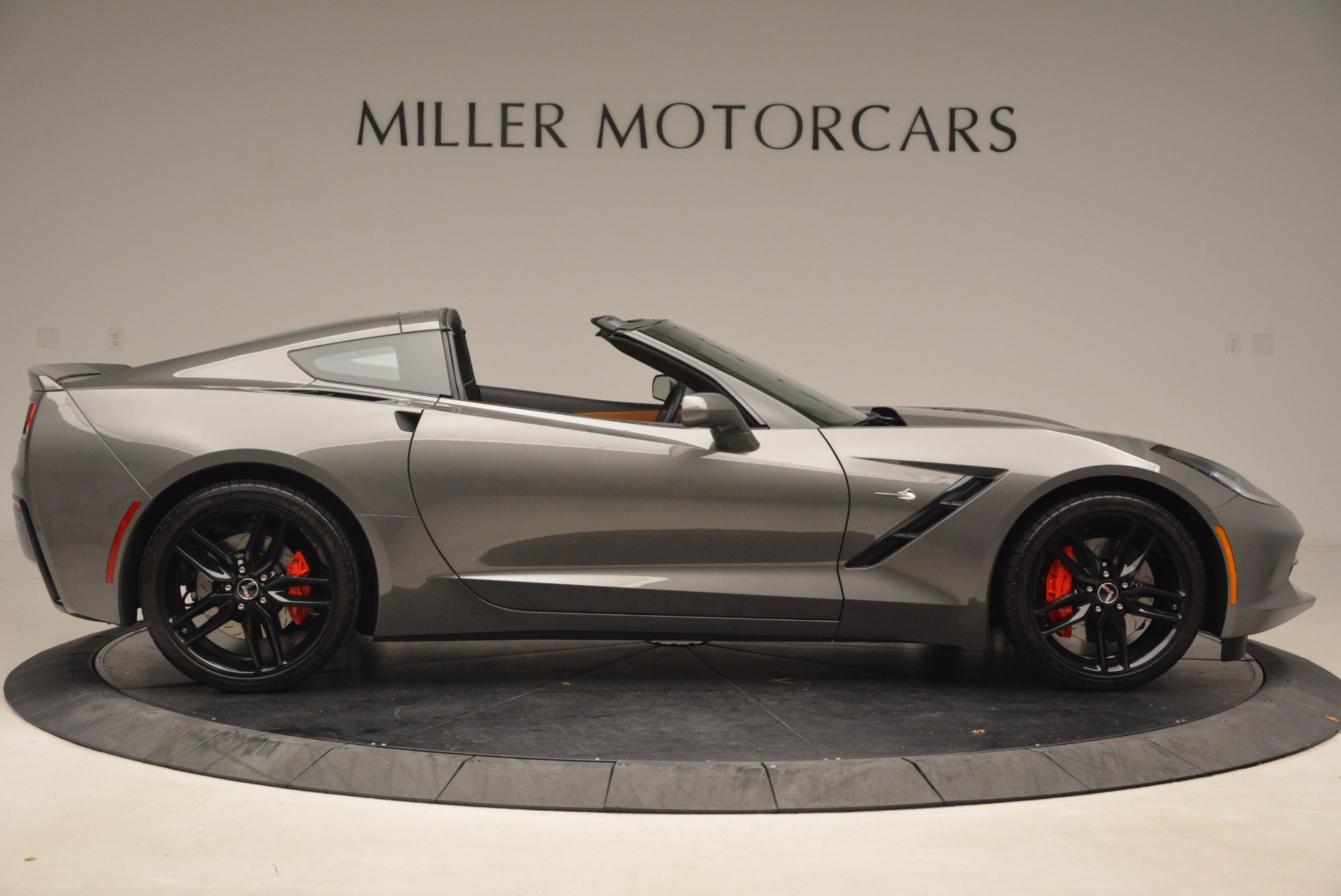 Used 2015 Chevrolet Corvette Stingray Z51 For Sale In Greenwich, CT. Alfa Romeo of Greenwich, F1815A 1589_p9