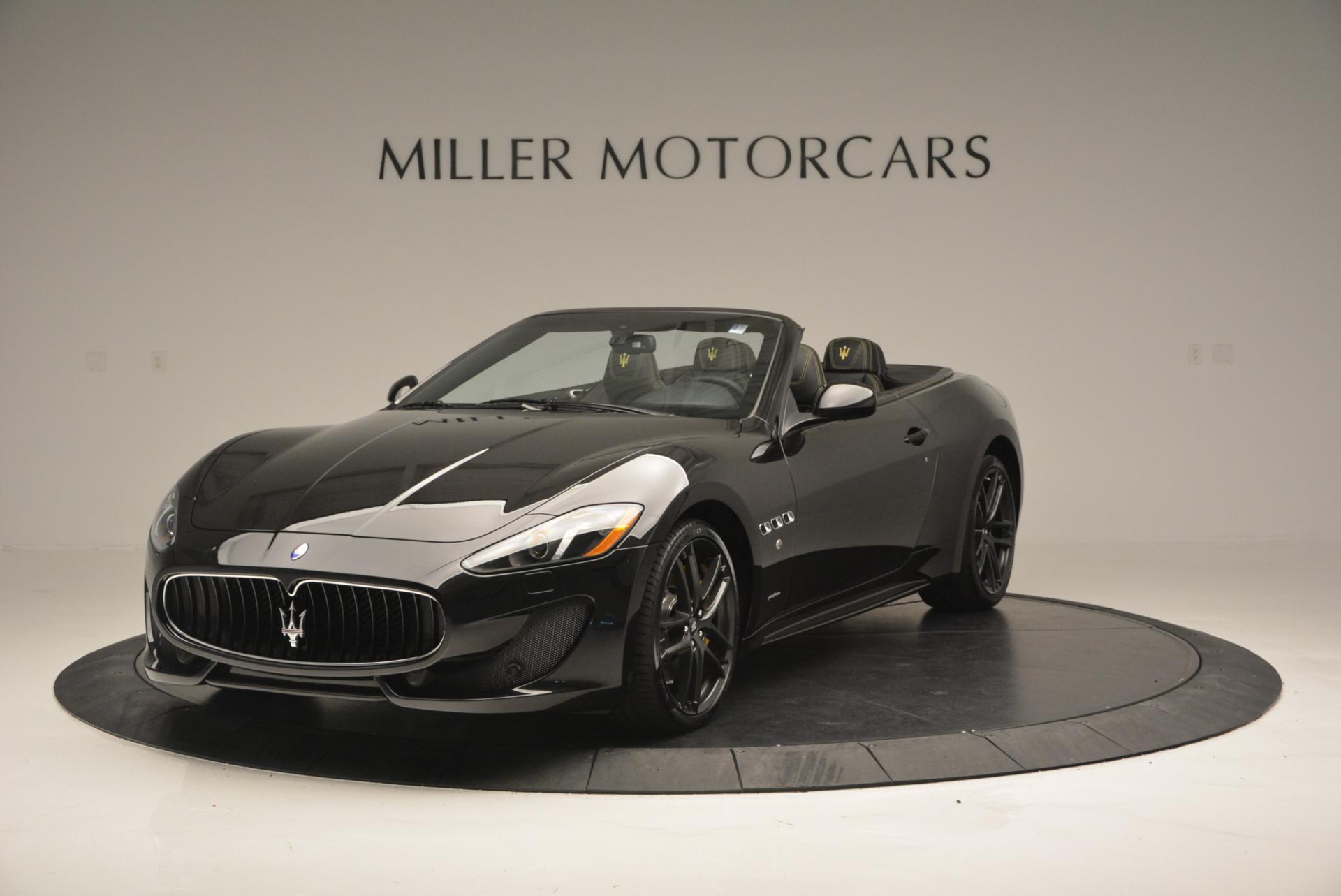 New 2017 Maserati GranTurismo Convertible Sport For Sale In Greenwich, CT. Alfa Romeo of Greenwich, M1632 159_main