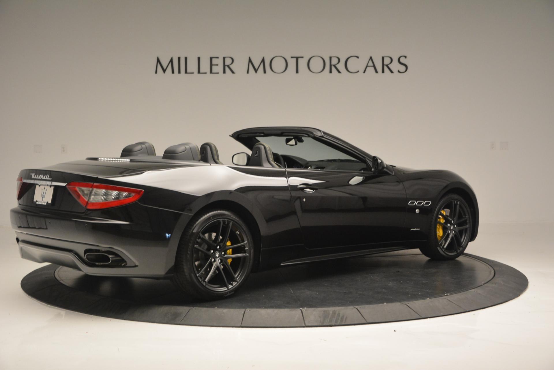 New 2017 Maserati GranTurismo Convertible Sport For Sale In Greenwich, CT. Alfa Romeo of Greenwich, M1632 159_p11