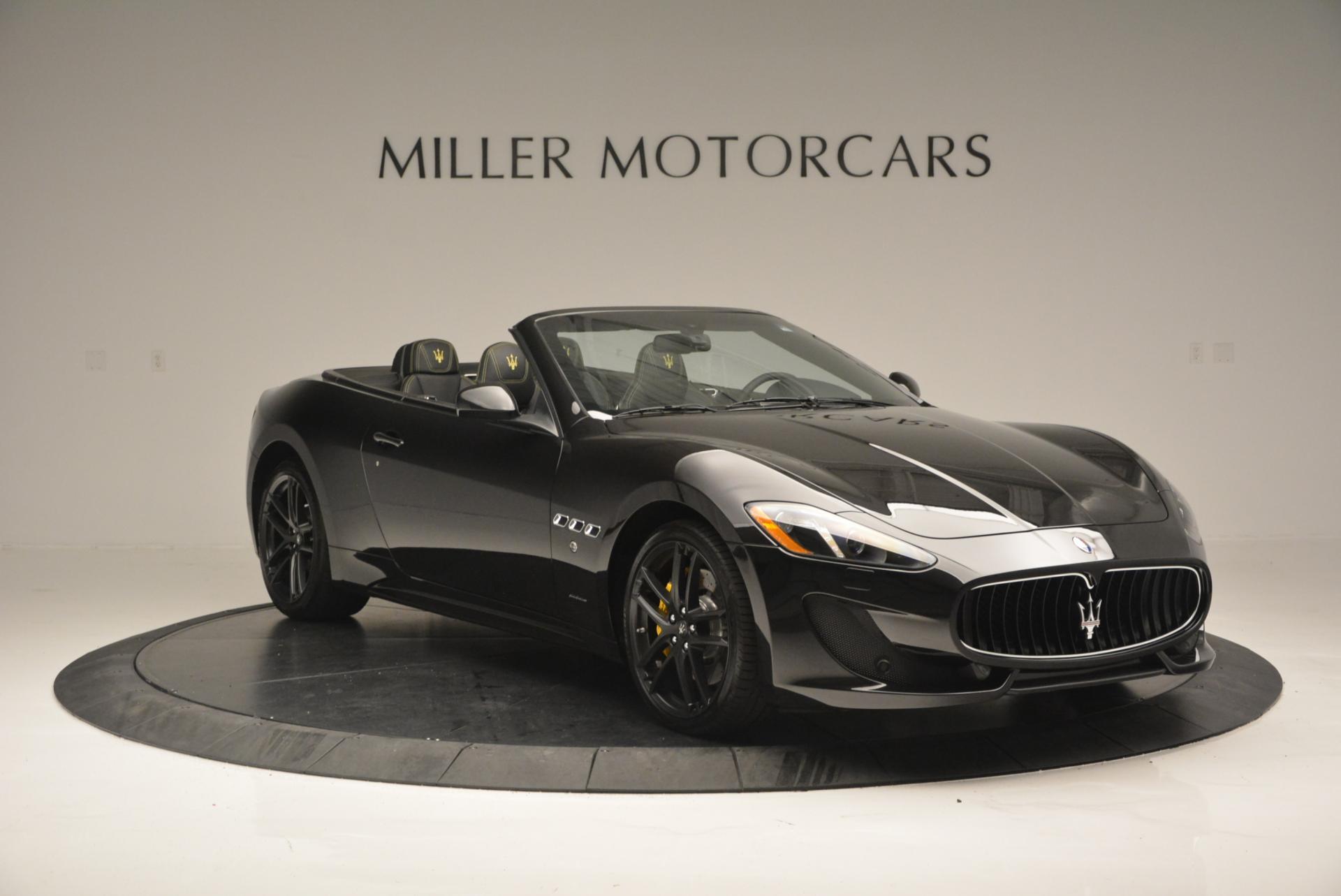New 2017 Maserati GranTurismo Convertible Sport For Sale In Greenwich, CT. Alfa Romeo of Greenwich, M1632 159_p16