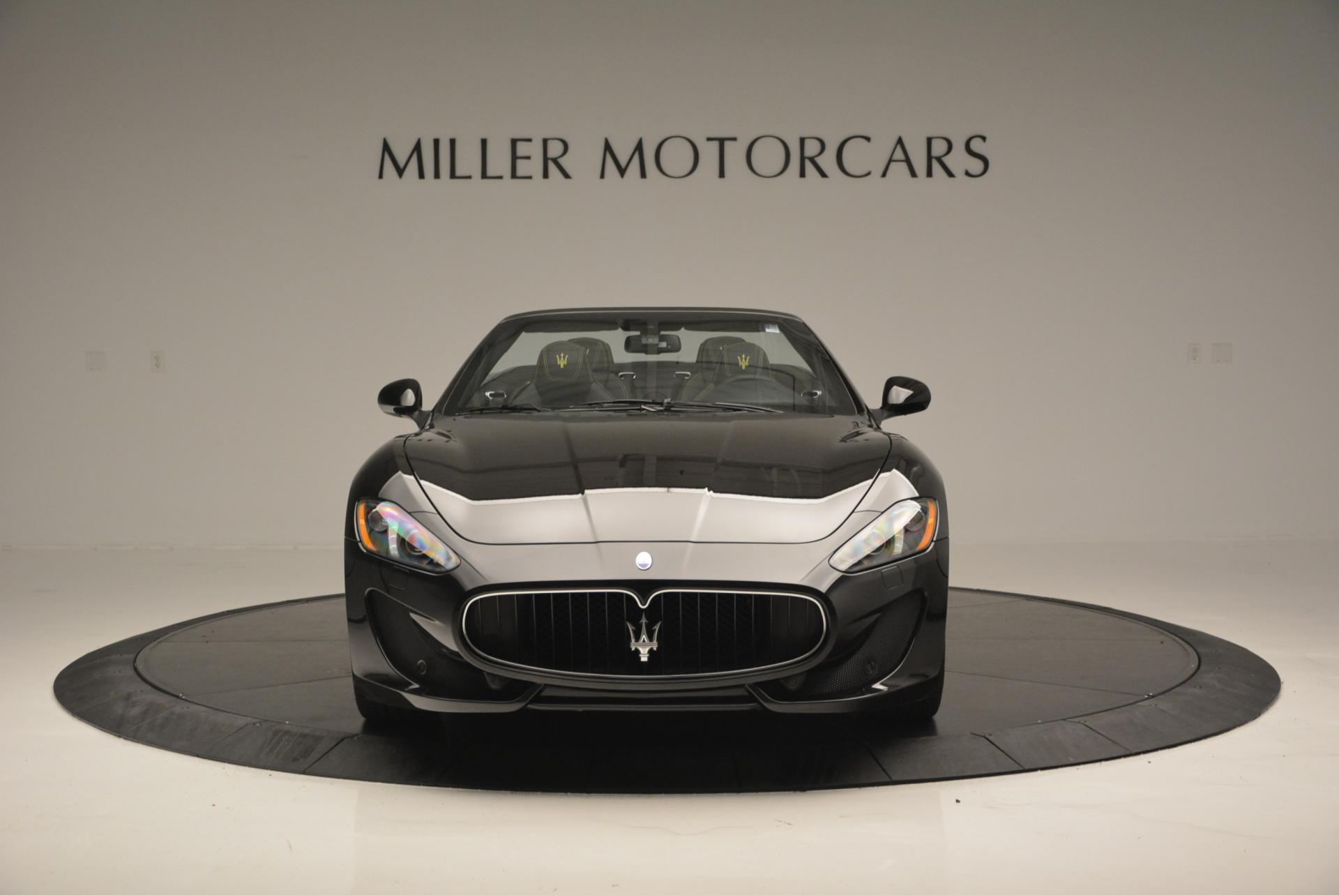 New 2017 Maserati GranTurismo Convertible Sport For Sale In Greenwich, CT. Alfa Romeo of Greenwich, M1632 159_p18