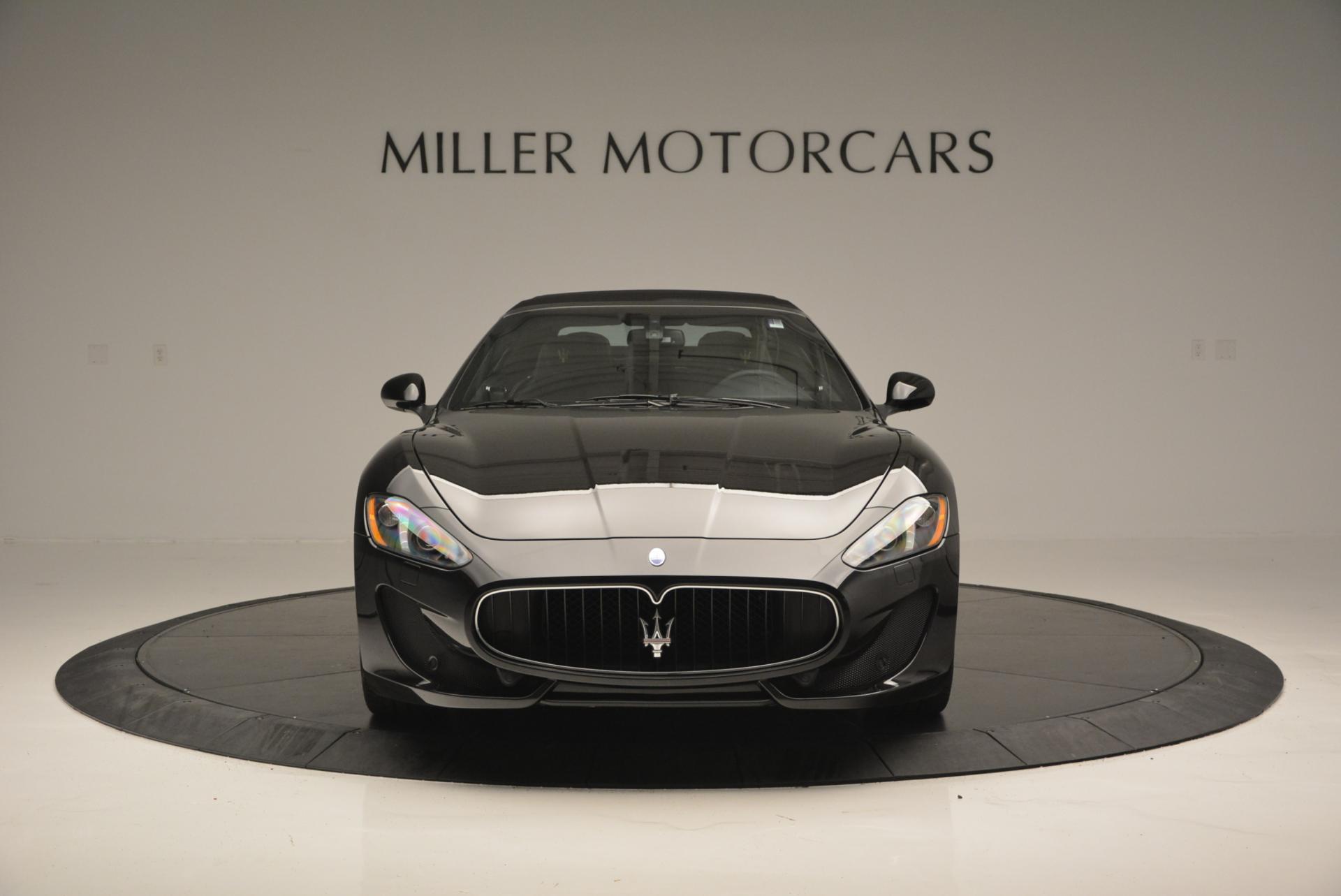 New 2017 Maserati GranTurismo Convertible Sport For Sale In Greenwich, CT. Alfa Romeo of Greenwich, M1632 159_p19