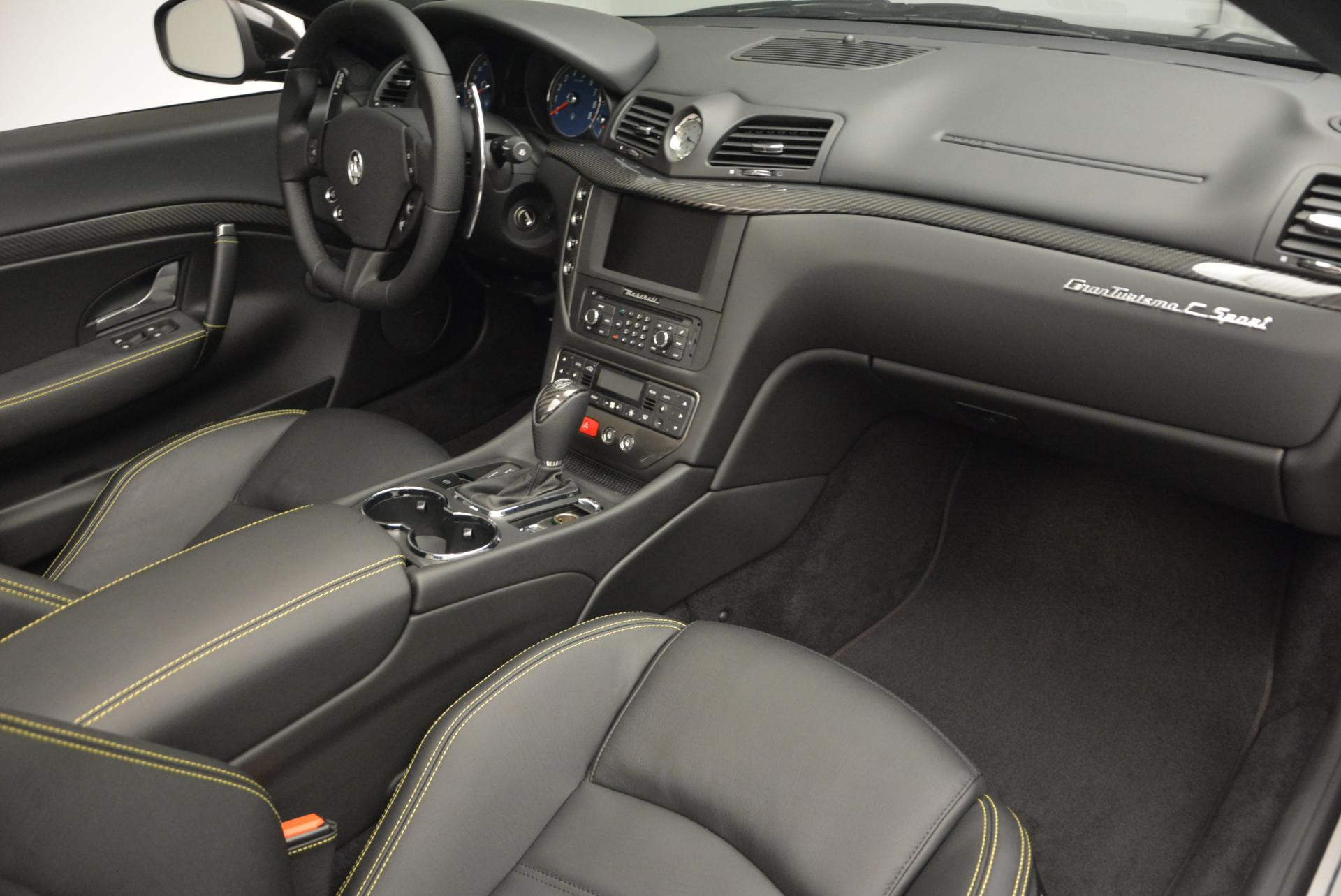 New 2017 Maserati GranTurismo Convertible Sport For Sale In Greenwich, CT. Alfa Romeo of Greenwich, M1632 159_p25