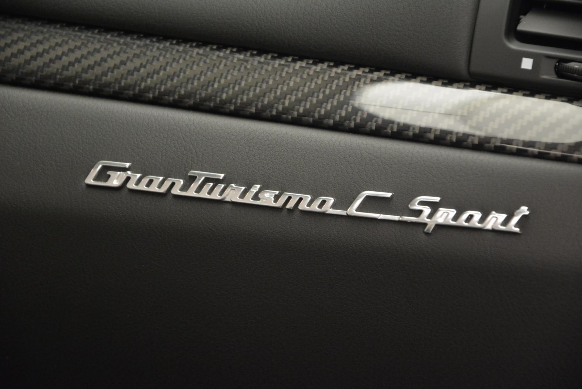 New 2017 Maserati GranTurismo Convertible Sport For Sale In Greenwich, CT. Alfa Romeo of Greenwich, M1632 159_p28