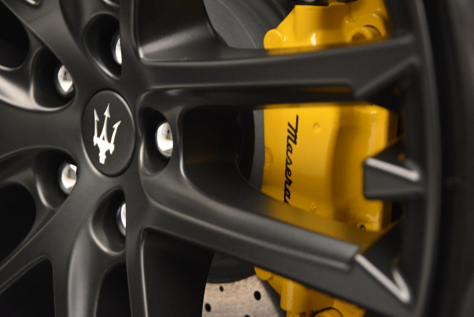 New 2017 Maserati GranTurismo Convertible Sport For Sale In Greenwich, CT. Alfa Romeo of Greenwich, M1632 159_p30