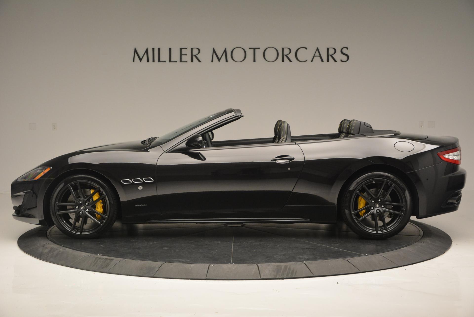 New 2017 Maserati GranTurismo Convertible Sport For Sale In Greenwich, CT. Alfa Romeo of Greenwich, M1632 159_p5