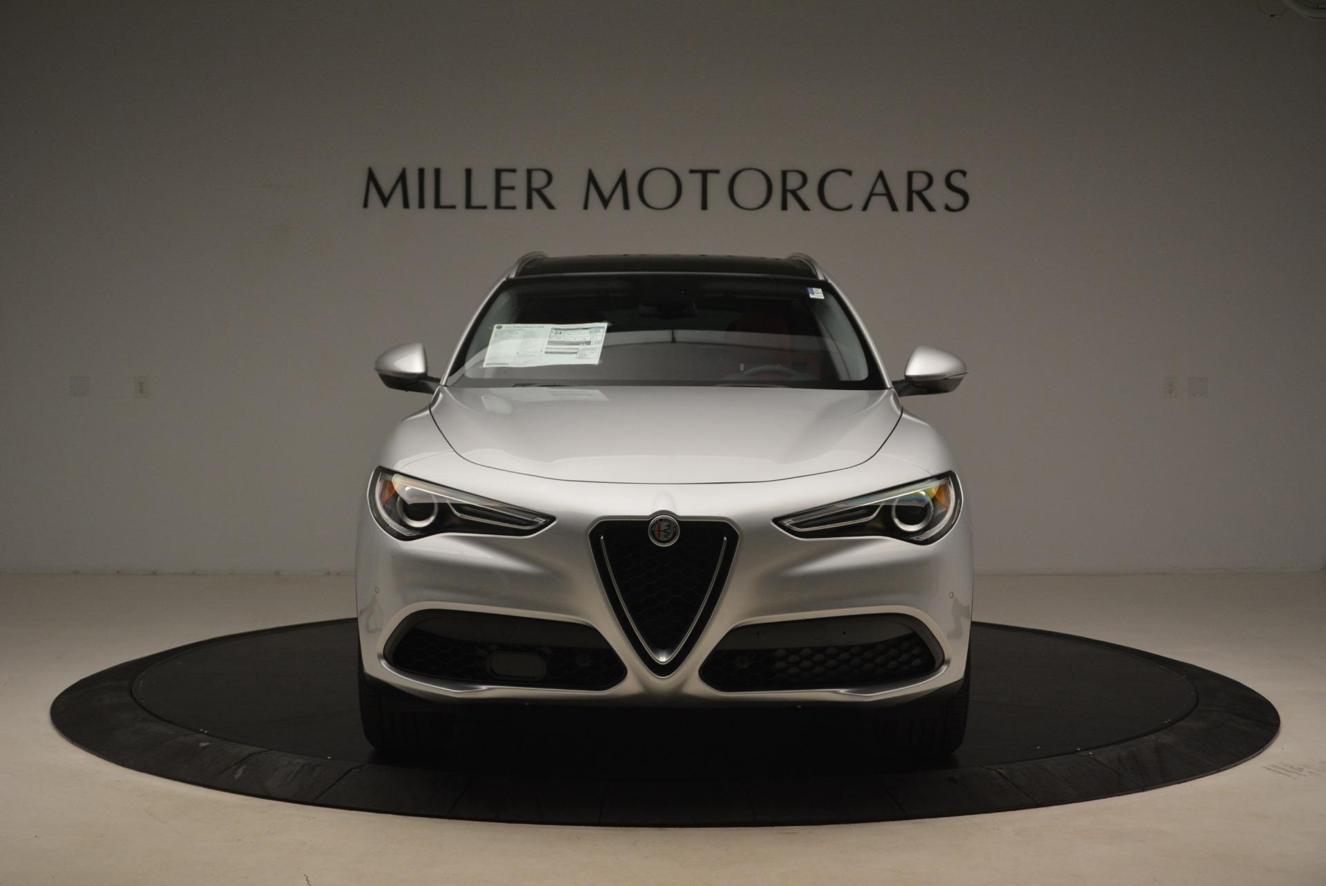 New 2018 Alfa Romeo Stelvio Ti Q4 For Sale In Greenwich, CT. Alfa Romeo of Greenwich, LW041 1593_p12