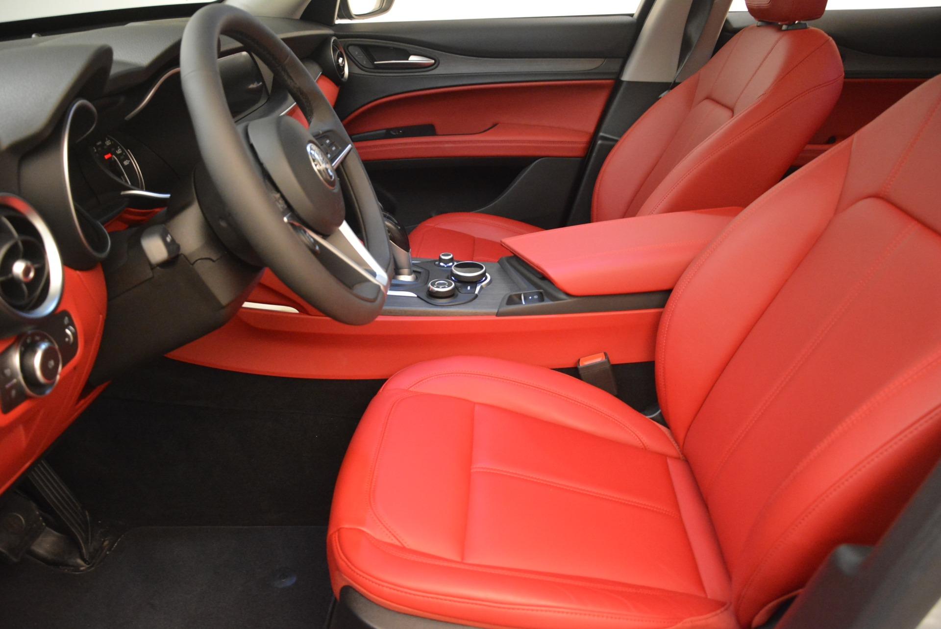New 2018 Alfa Romeo Stelvio Ti Q4 For Sale In Greenwich, CT. Alfa Romeo of Greenwich, LW041 1593_p14