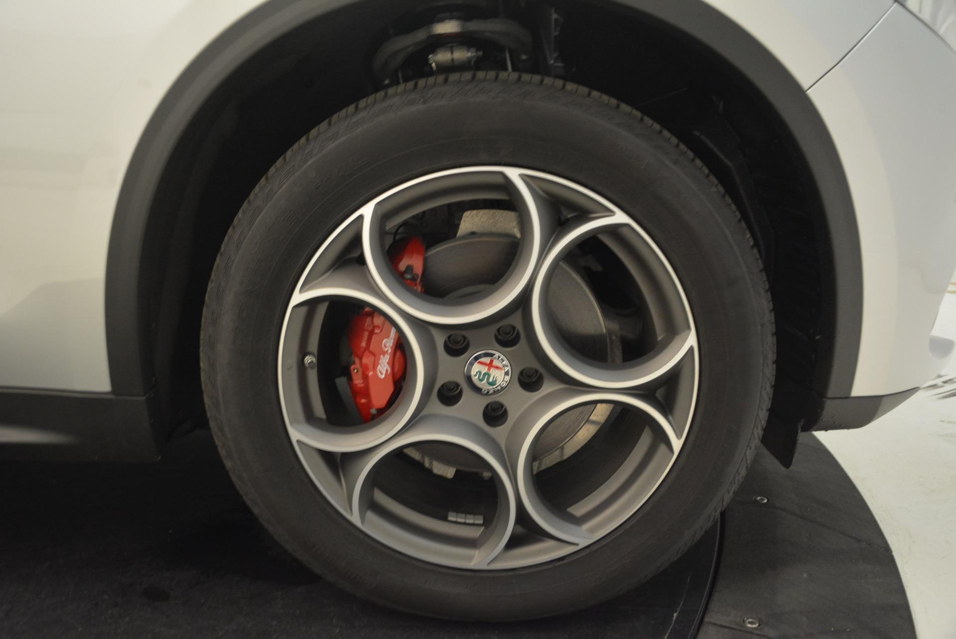 New 2018 Alfa Romeo Stelvio Ti Q4 For Sale In Greenwich, CT. Alfa Romeo of Greenwich, LW041 1593_p25