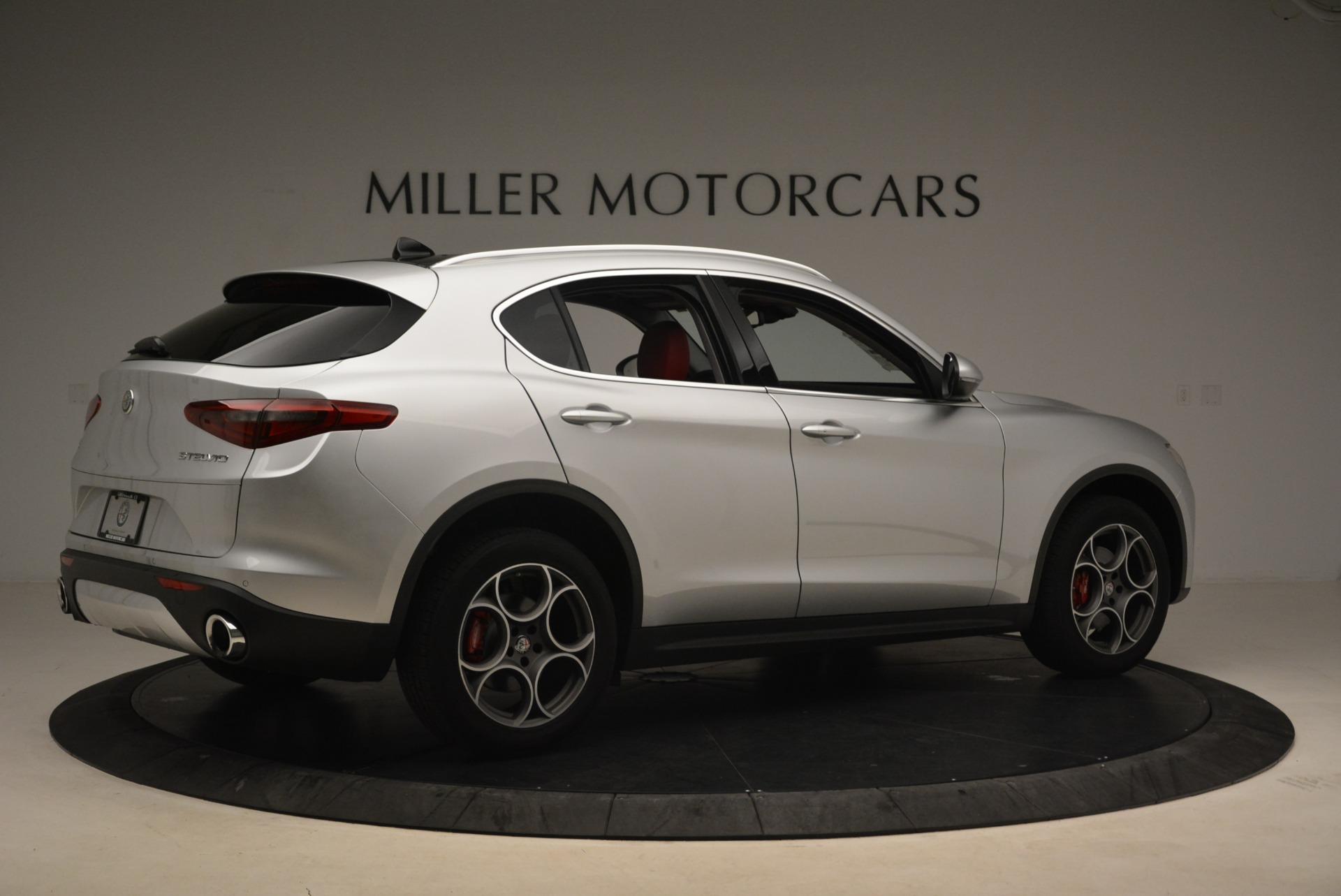 New 2018 Alfa Romeo Stelvio Ti Q4 For Sale In Greenwich, CT. Alfa Romeo of Greenwich, LW041 1593_p8