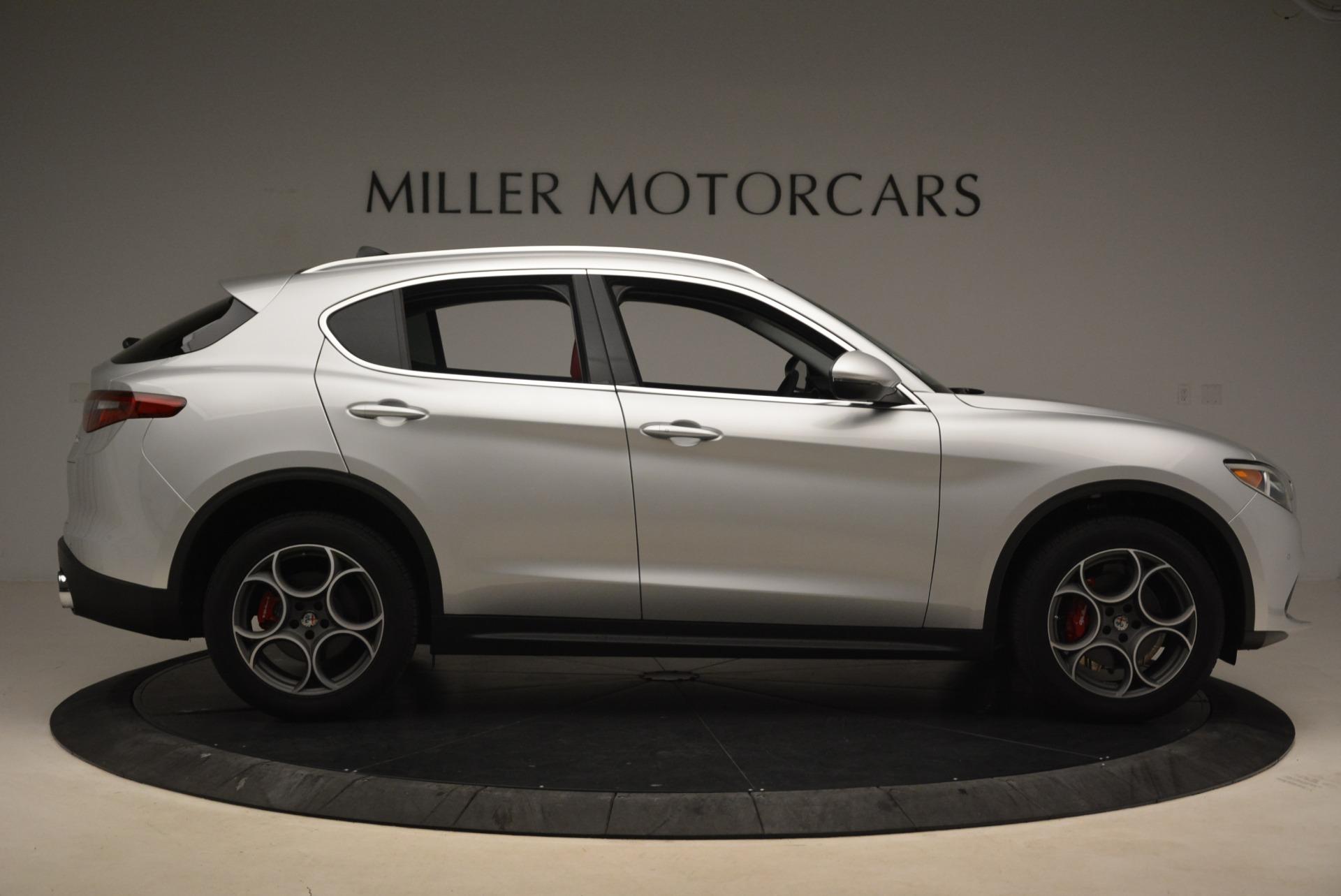New 2018 Alfa Romeo Stelvio Ti Q4 For Sale In Greenwich, CT. Alfa Romeo of Greenwich, LW041 1593_p9
