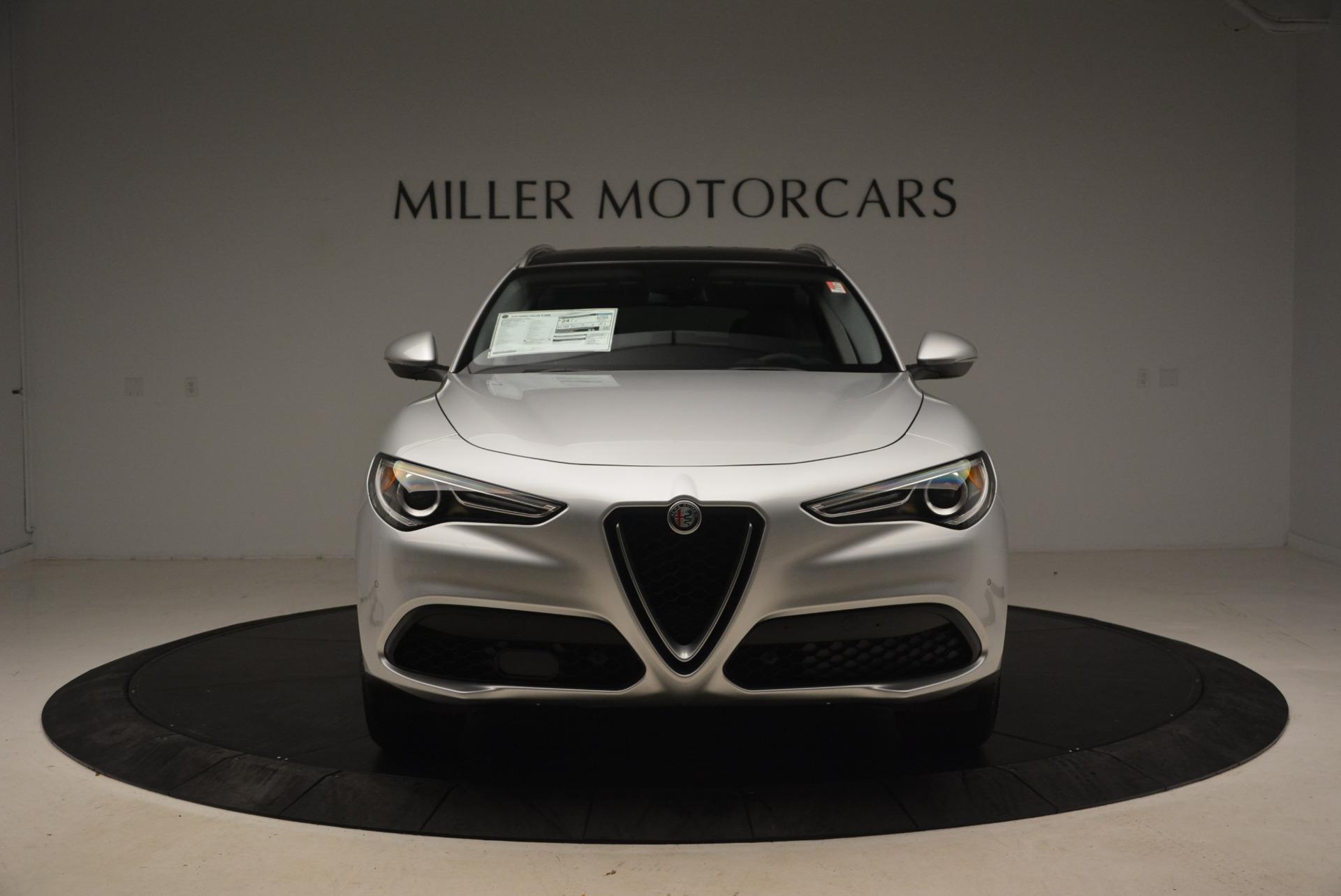 New 2018 Alfa Romeo Stelvio Ti Q4 For Sale In Greenwich, CT. Alfa Romeo of Greenwich, LW040 1594_p12