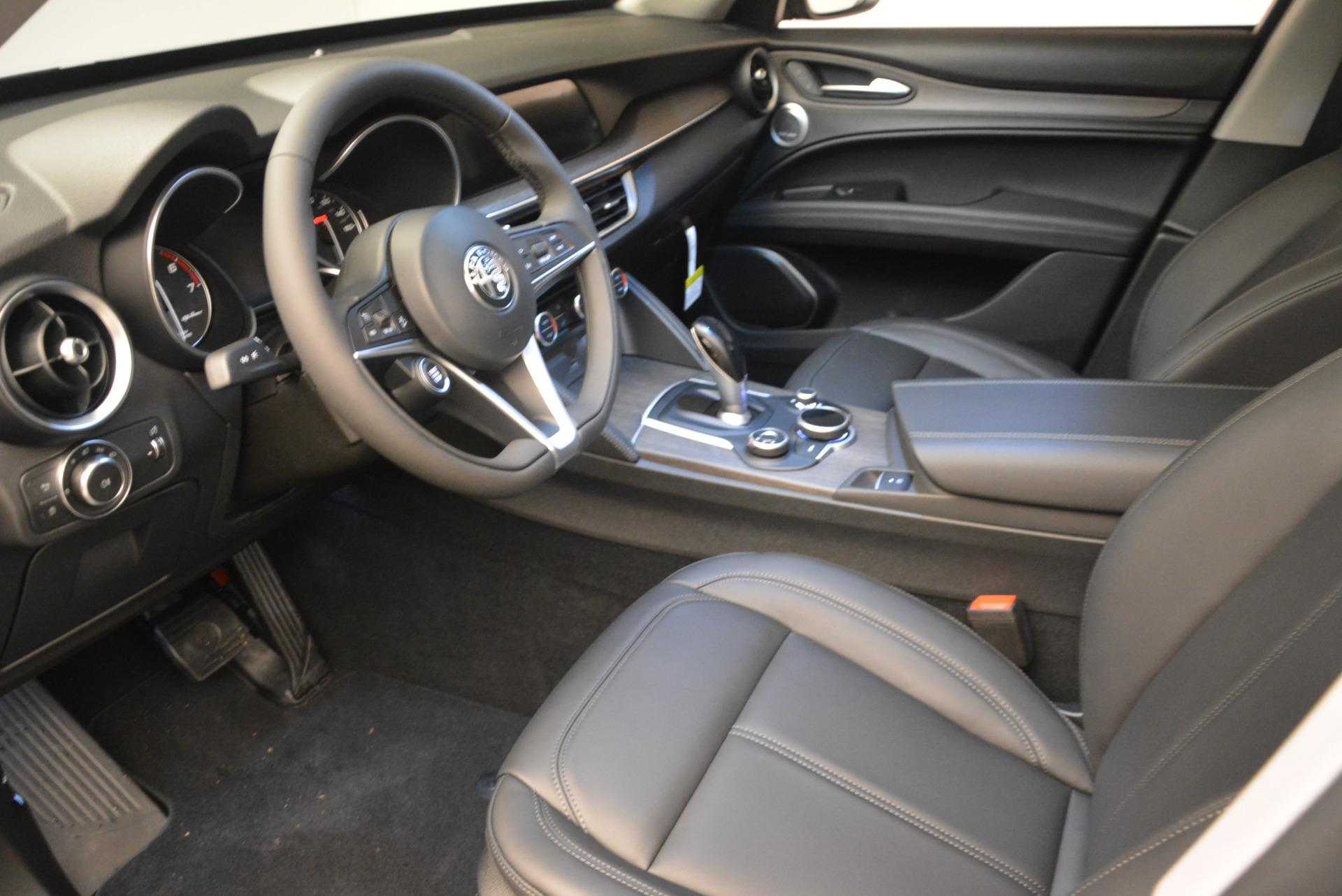 New 2018 Alfa Romeo Stelvio Ti Q4 For Sale In Greenwich, CT. Alfa Romeo of Greenwich, LW040 1594_p13