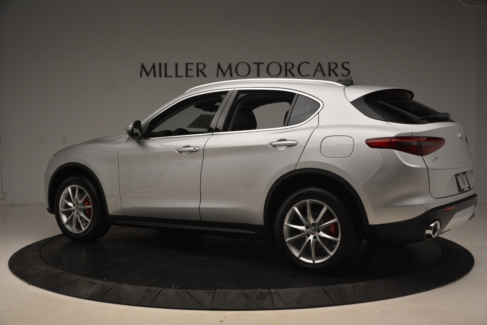 New 2018 Alfa Romeo Stelvio Ti Q4 For Sale In Greenwich, CT. Alfa Romeo of Greenwich, LW040 1594_p4