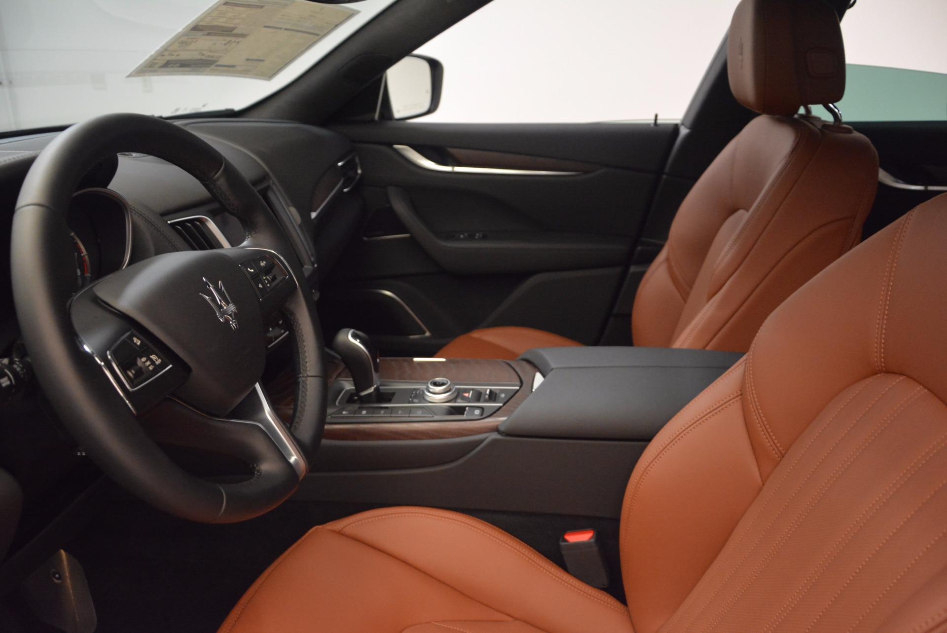 New 2018 Maserati Levante Q4 GranLusso For Sale In Greenwich, CT. Alfa Romeo of Greenwich, M1945 1599_p15