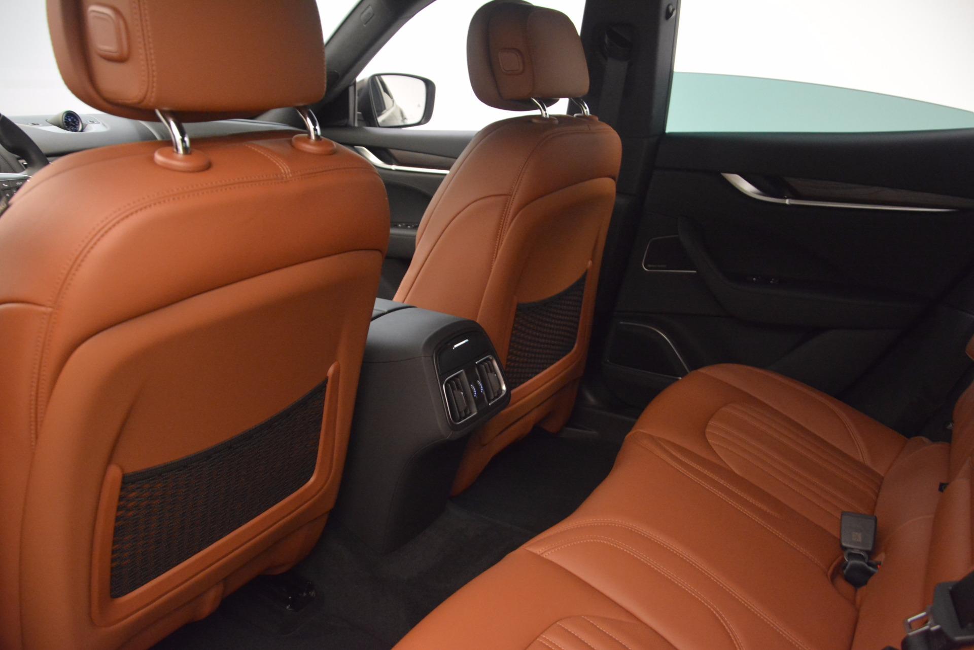 New 2018 Maserati Levante Q4 GranLusso For Sale In Greenwich, CT. Alfa Romeo of Greenwich, M1945 1599_p18
