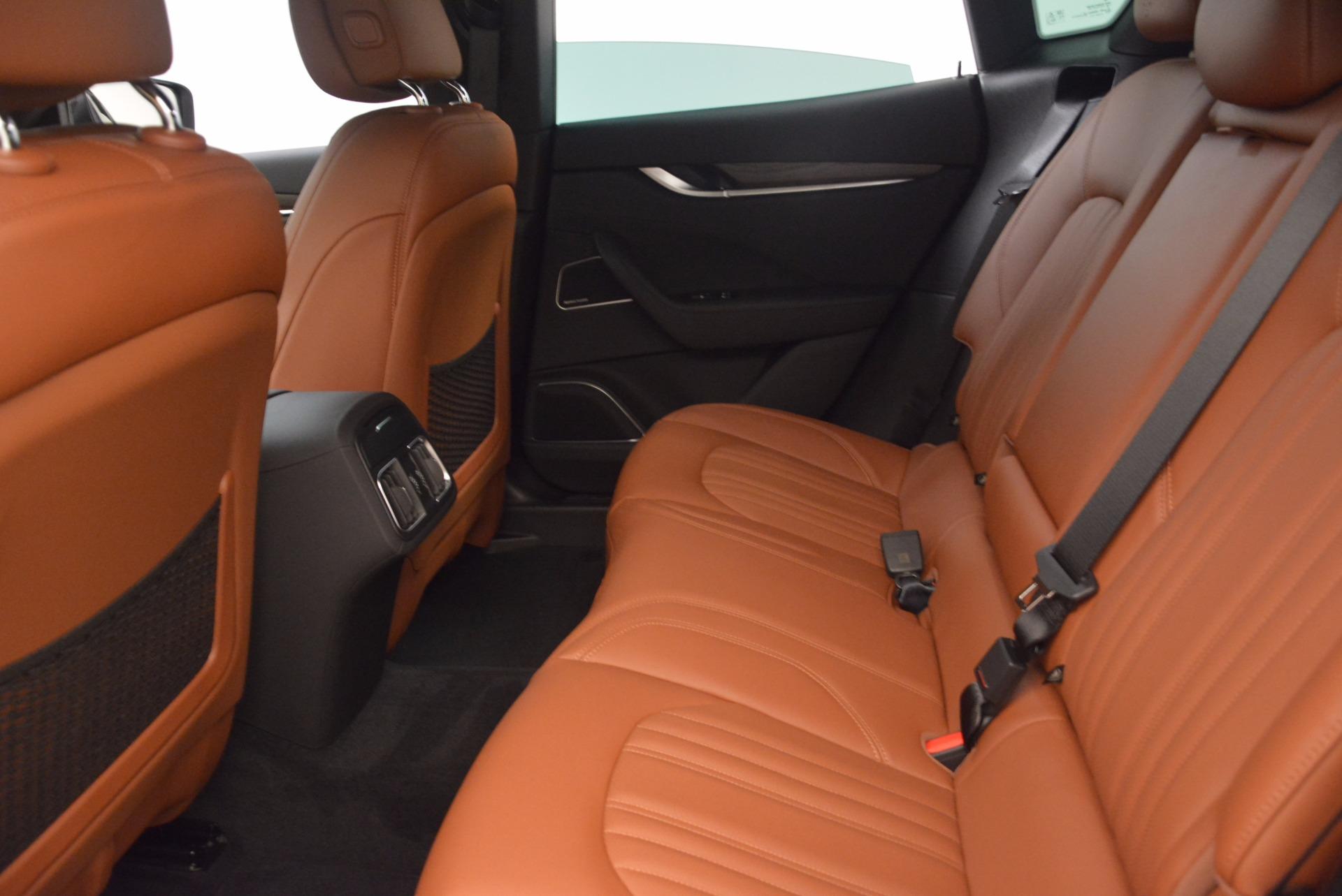 New 2018 Maserati Levante Q4 GranLusso For Sale In Greenwich, CT. Alfa Romeo of Greenwich, M1945 1599_p19