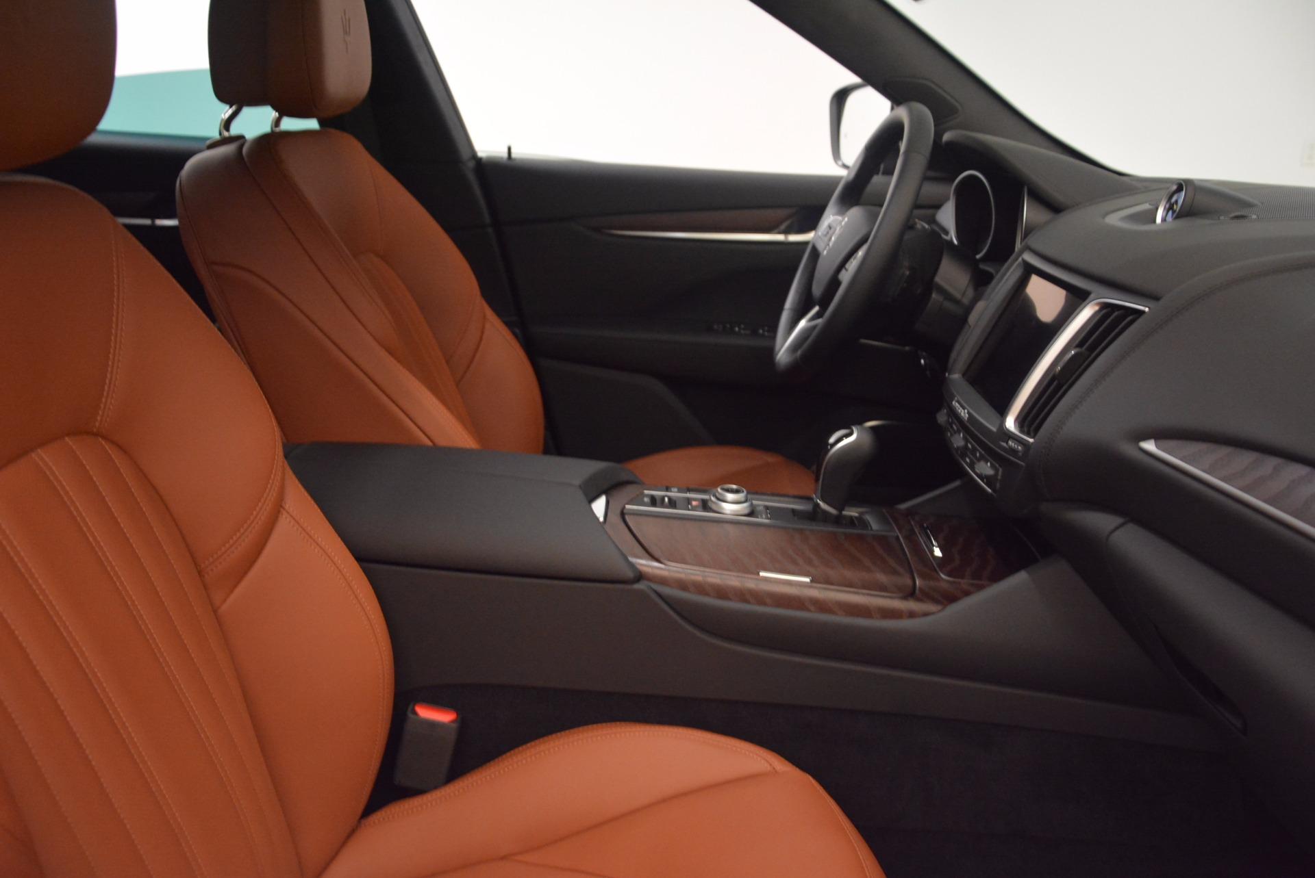New 2018 Maserati Levante Q4 GranLusso For Sale In Greenwich, CT. Alfa Romeo of Greenwich, M1945 1599_p22