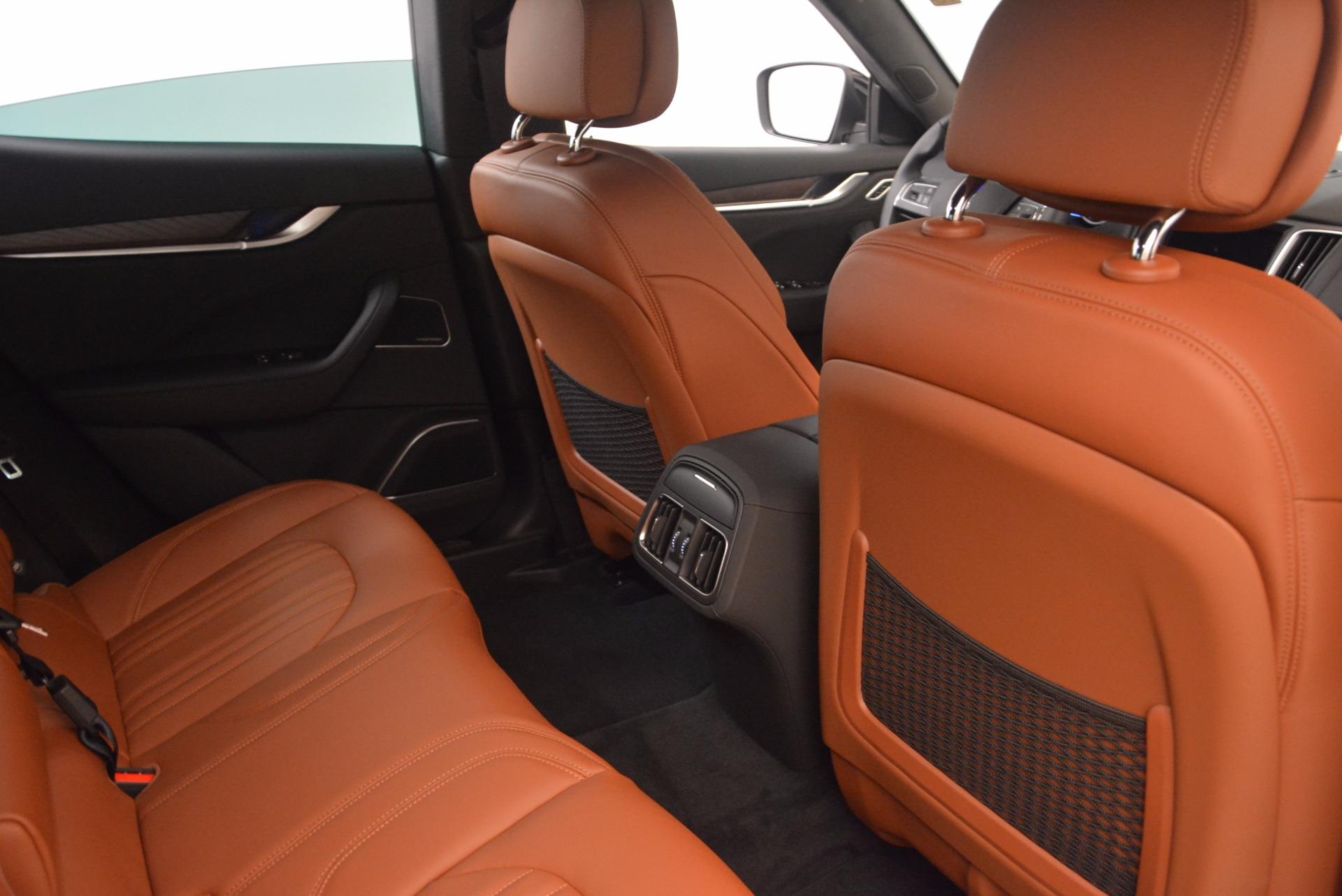 New 2018 Maserati Levante Q4 GranLusso For Sale In Greenwich, CT. Alfa Romeo of Greenwich, M1945 1599_p24