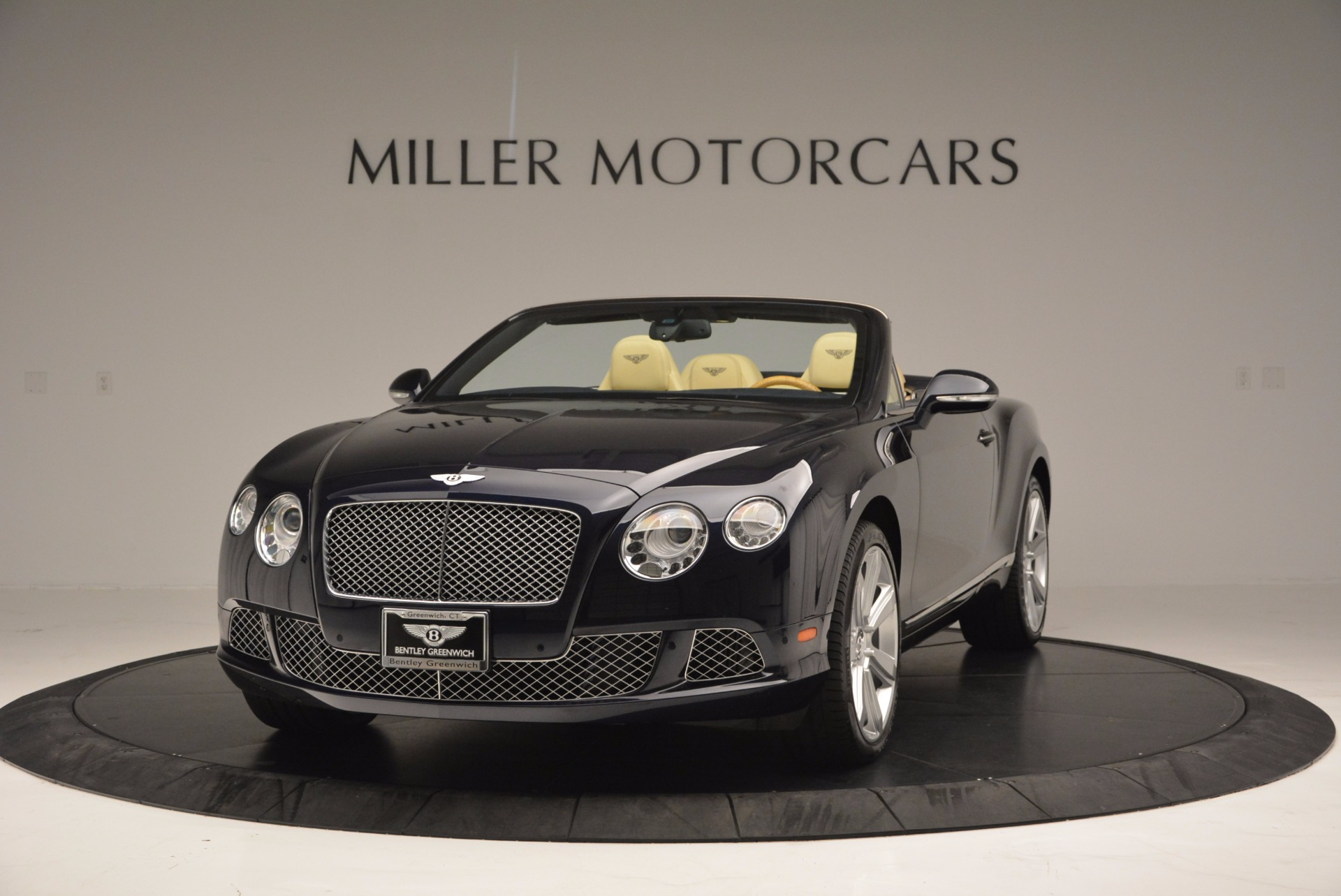 Used 2012 Bentley Continental GTC  For Sale In Greenwich, CT. Alfa Romeo of Greenwich, 7010
