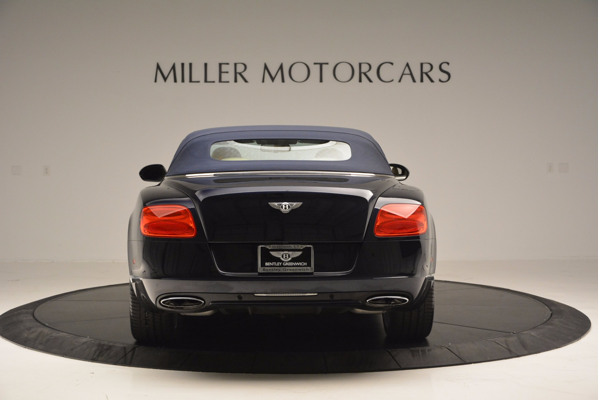 Used 2012 Bentley Continental GTC  For Sale In Greenwich, CT. Alfa Romeo of Greenwich, 7010 16_p19