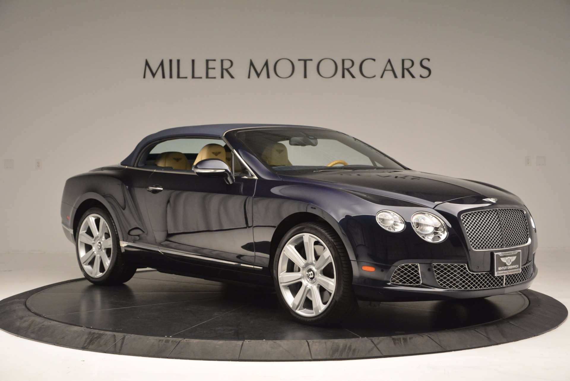 Used 2012 Bentley Continental GTC  For Sale In Greenwich, CT. Alfa Romeo of Greenwich, 7010 16_p23