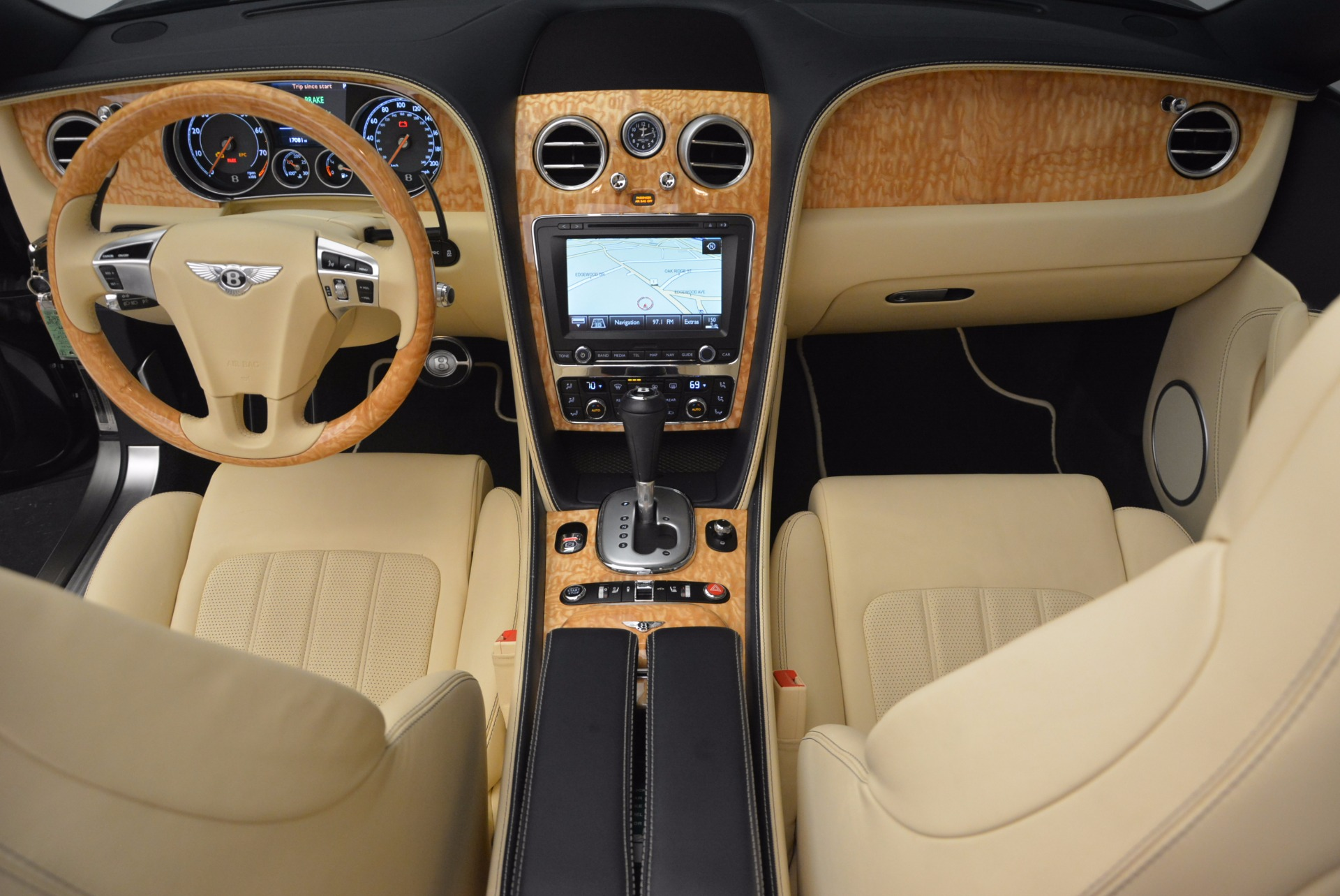 Used 2012 Bentley Continental GTC  For Sale In Greenwich, CT. Alfa Romeo of Greenwich, 7010 16_p40