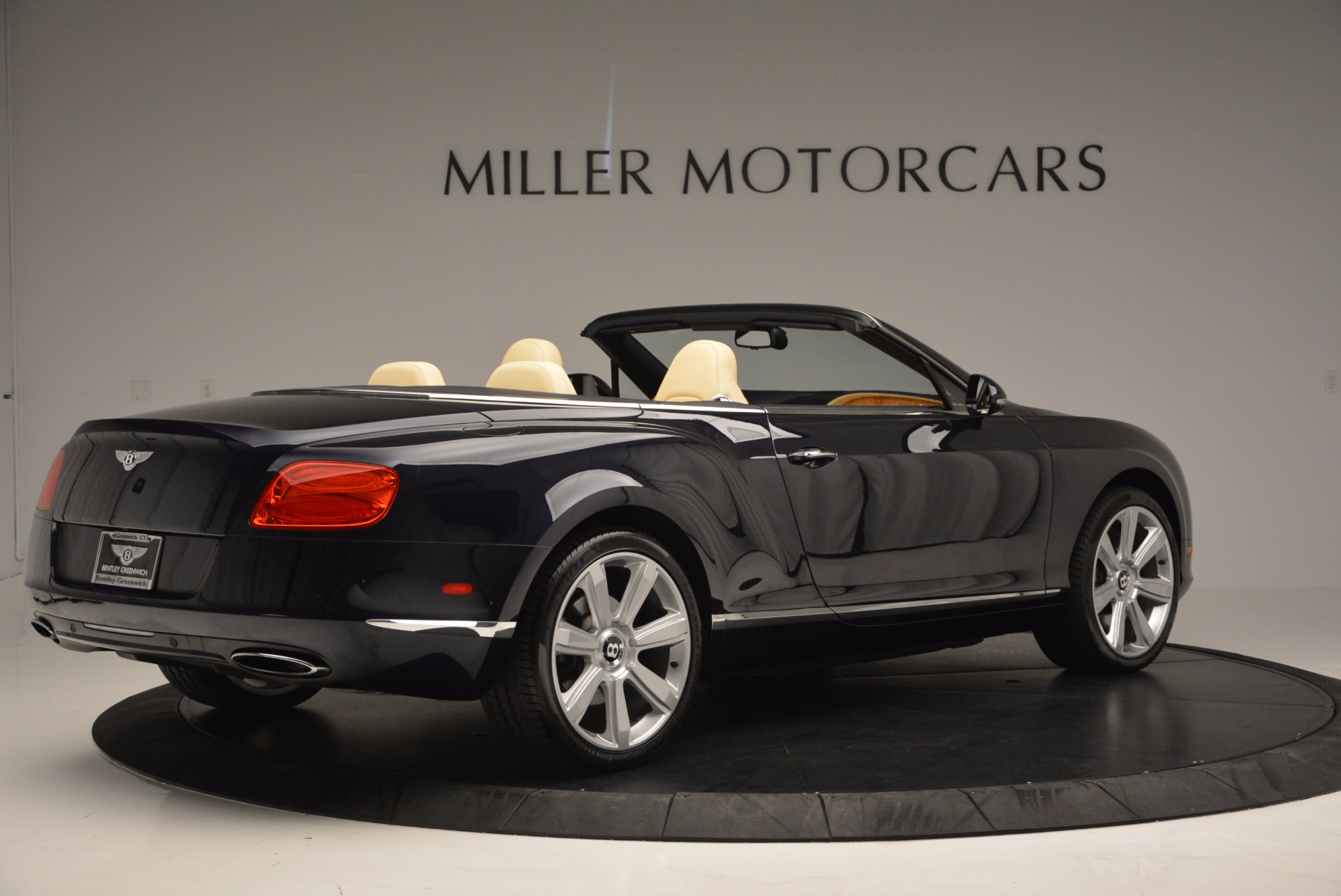 Used 2012 Bentley Continental GTC  For Sale In Greenwich, CT. Alfa Romeo of Greenwich, 7010 16_p8